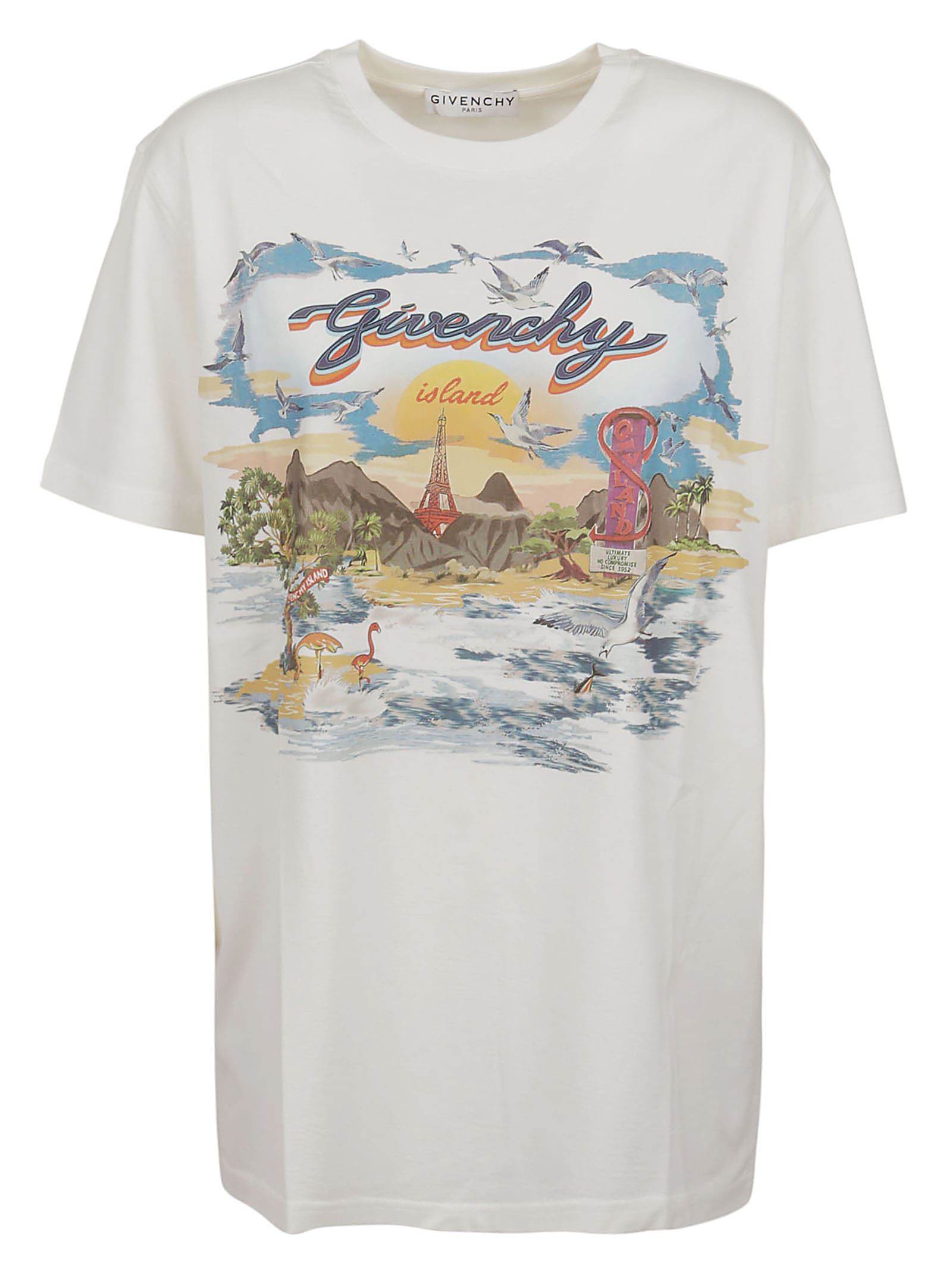 Givenchy Cottons T-SHIRT