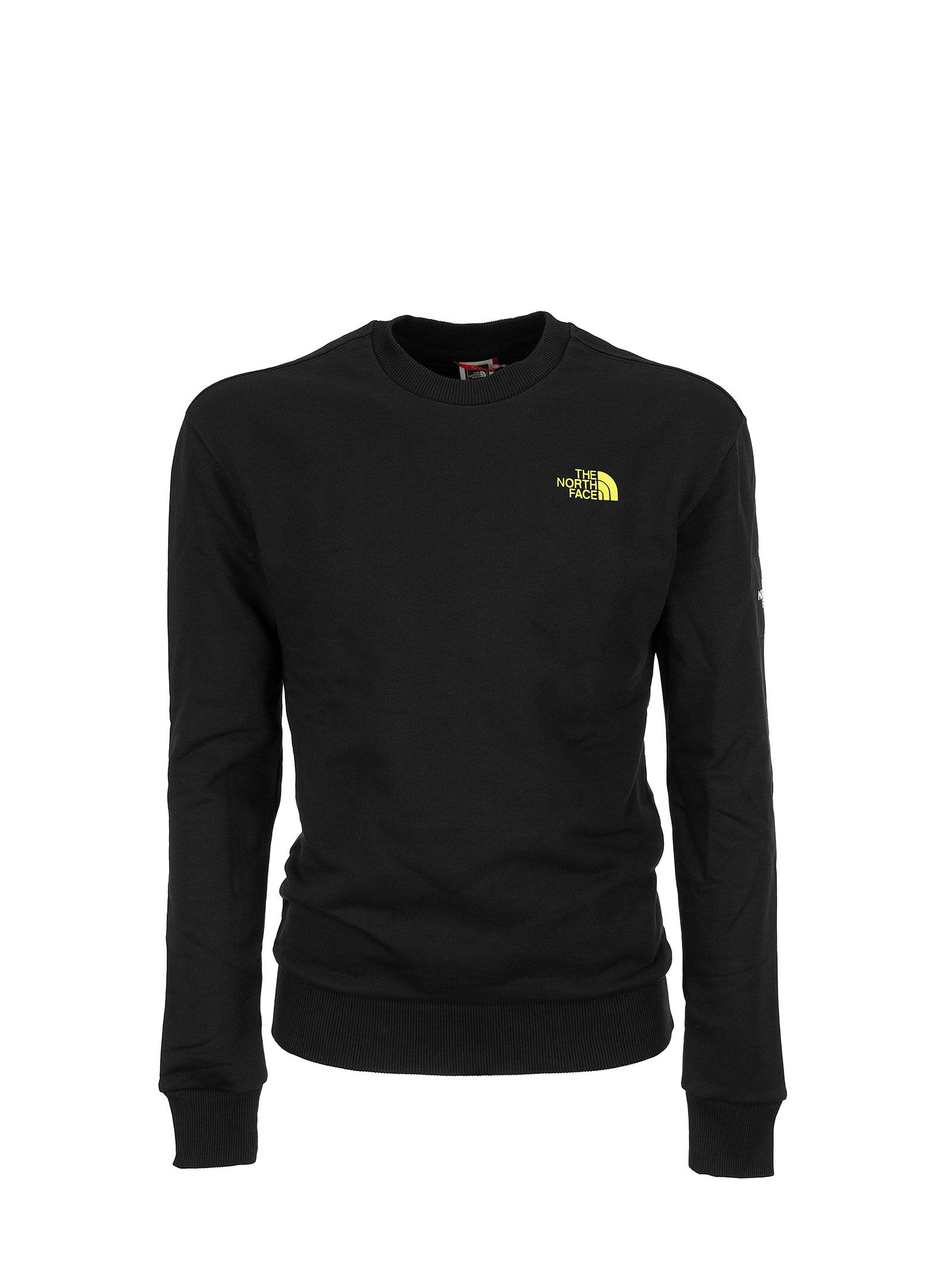 The North Face MENS BLACK BOX SWEATER