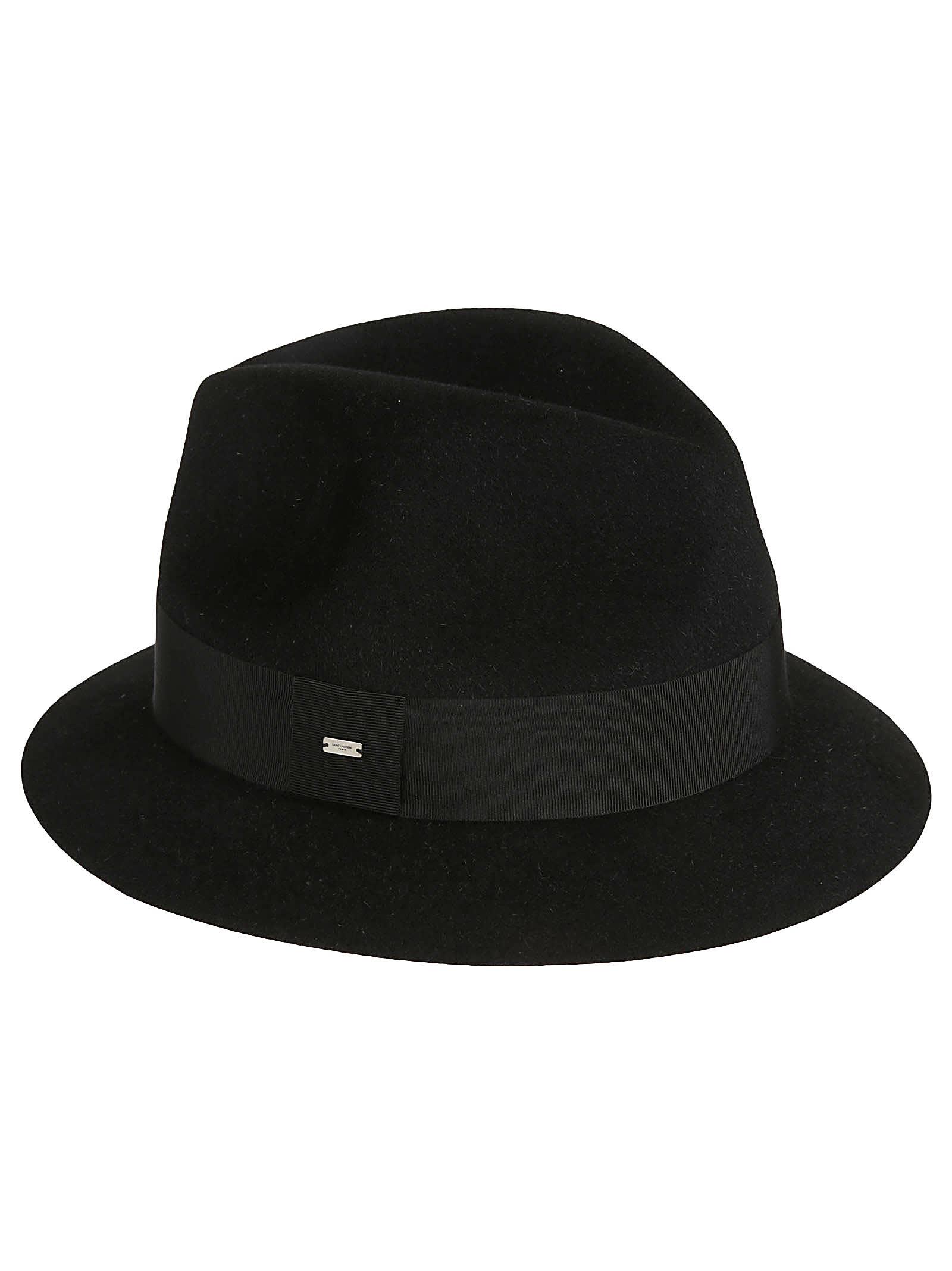 Classic Logo Detail Hat