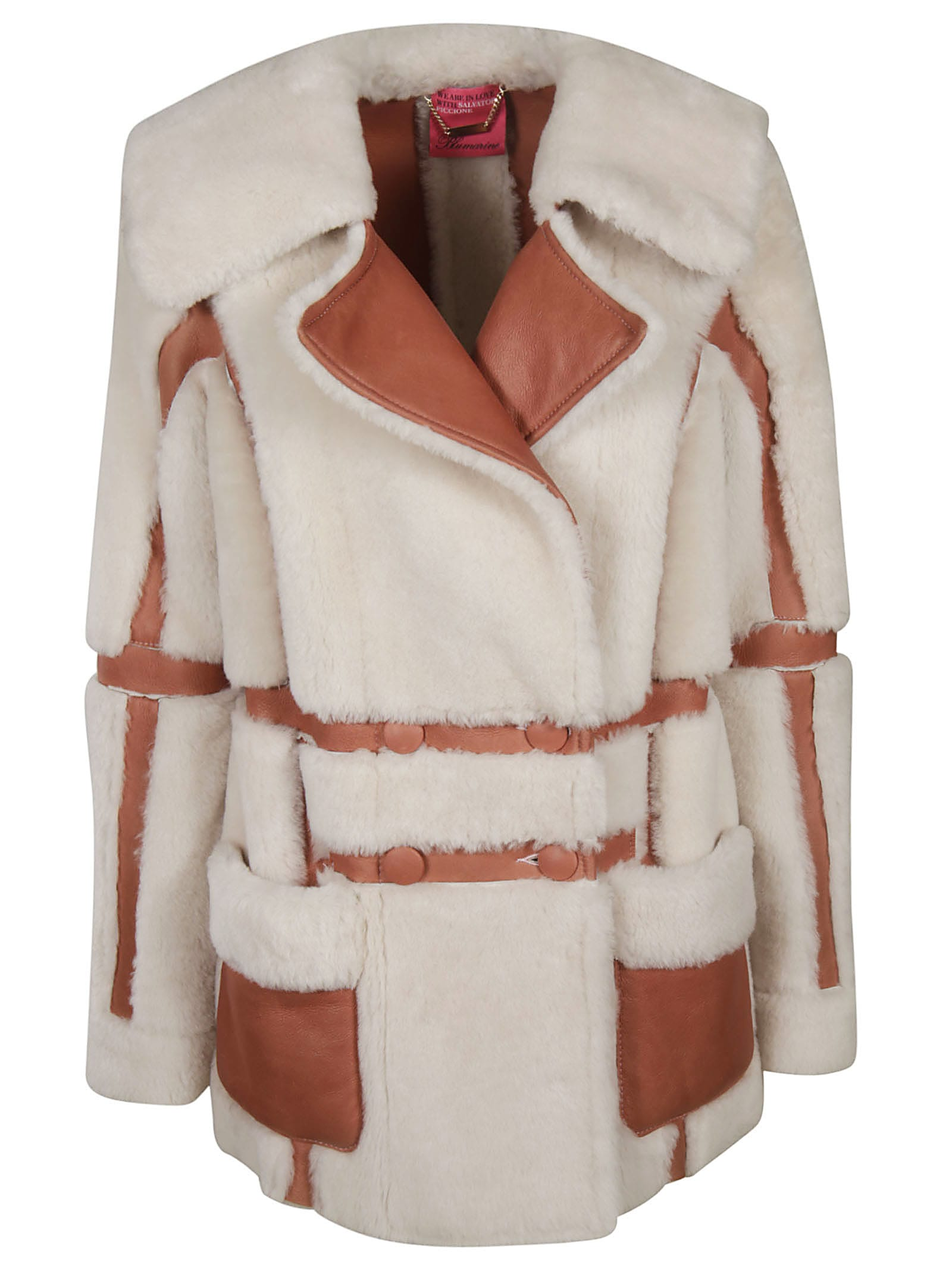 Blumarine Fur Jacket