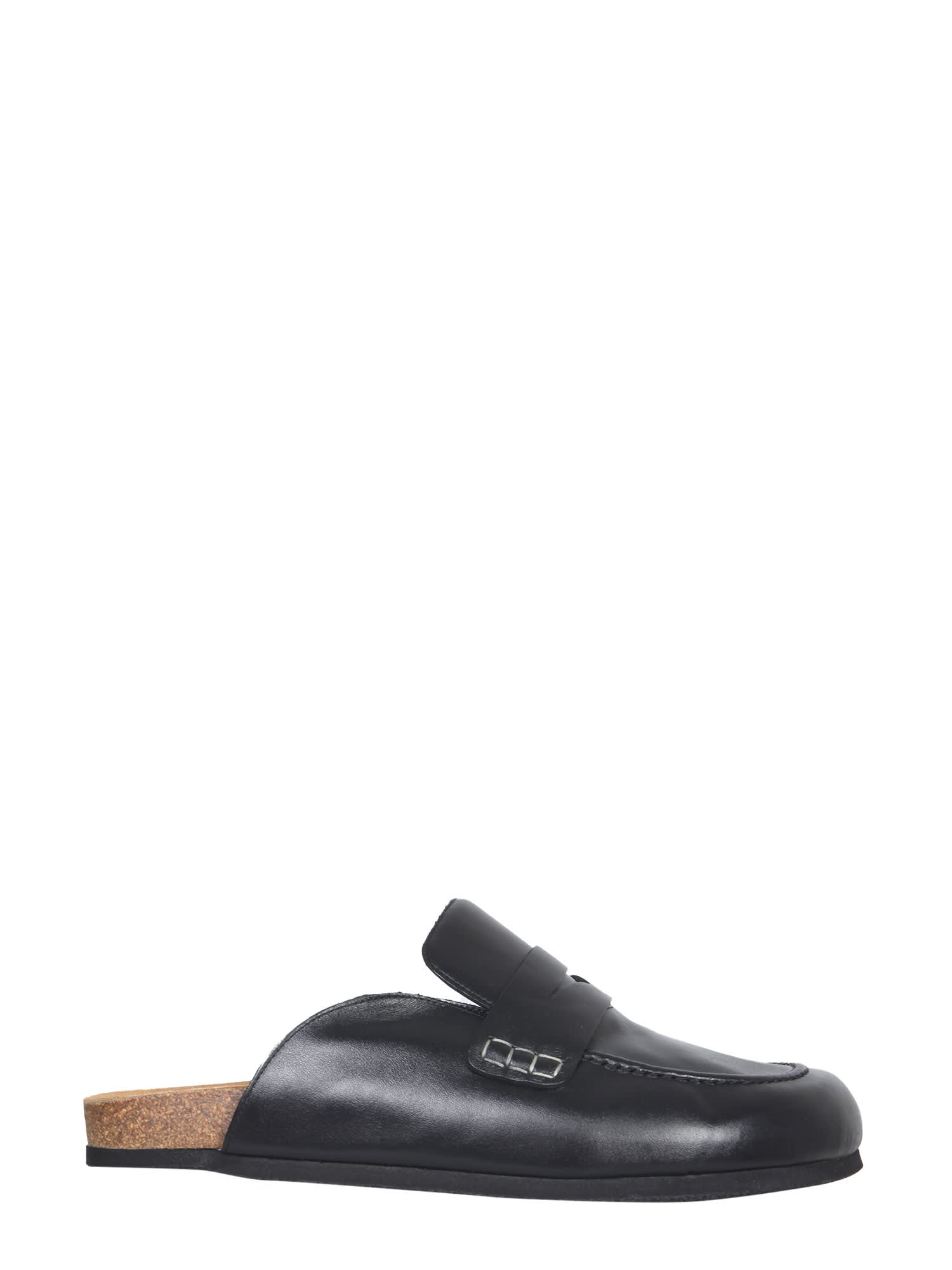 J.W. Anderson Leather Mules