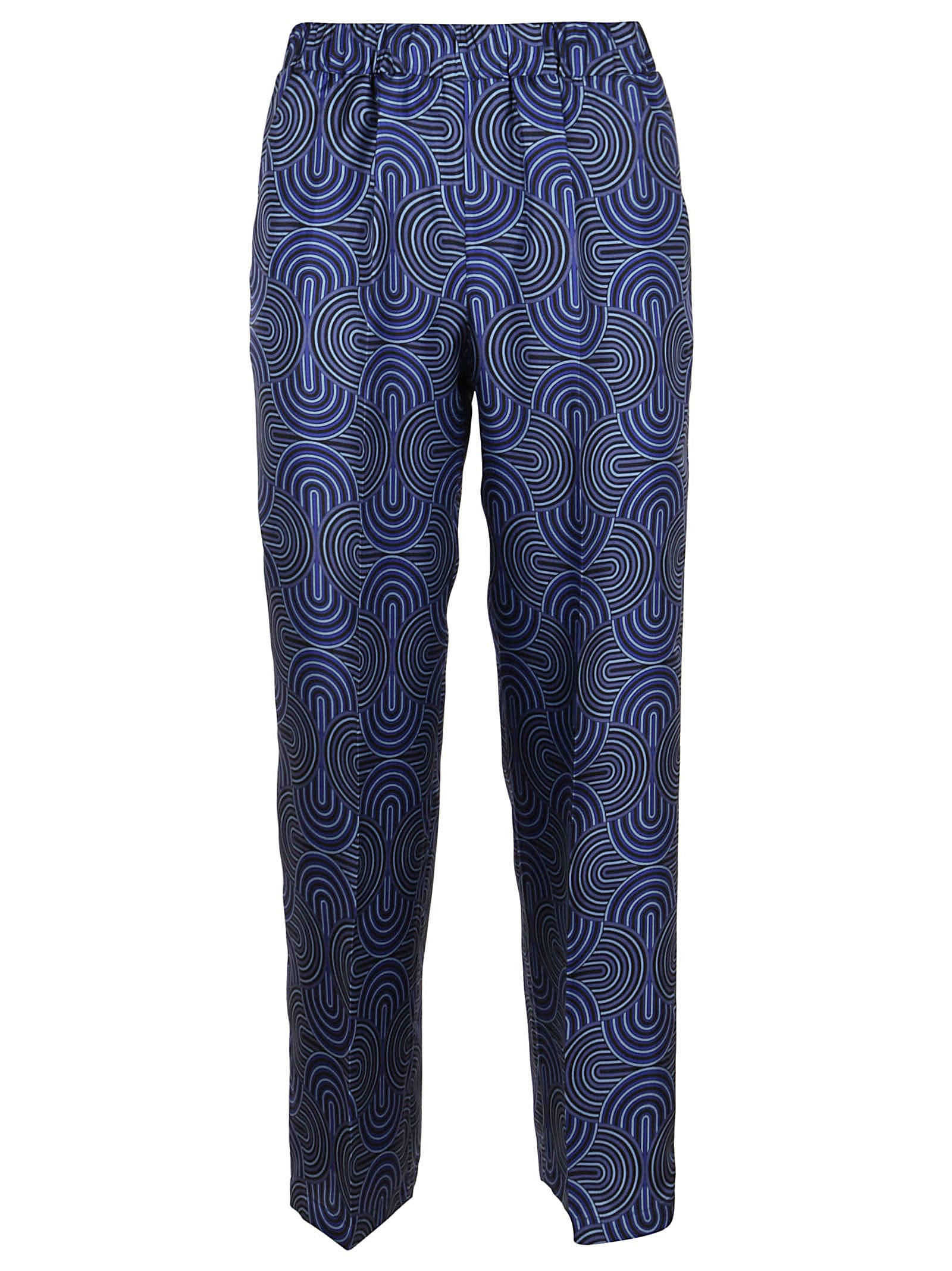 True Royal Silks TWILL DAKAR PANTS