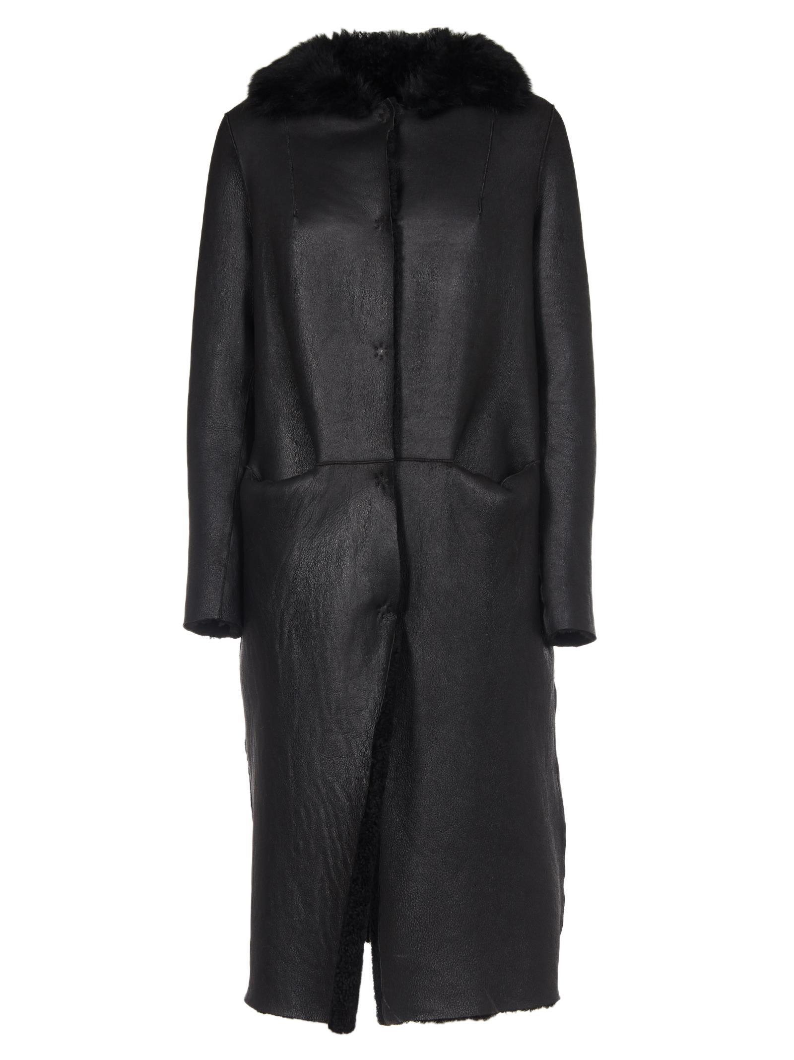 Salvatore Santoro Fur Coat