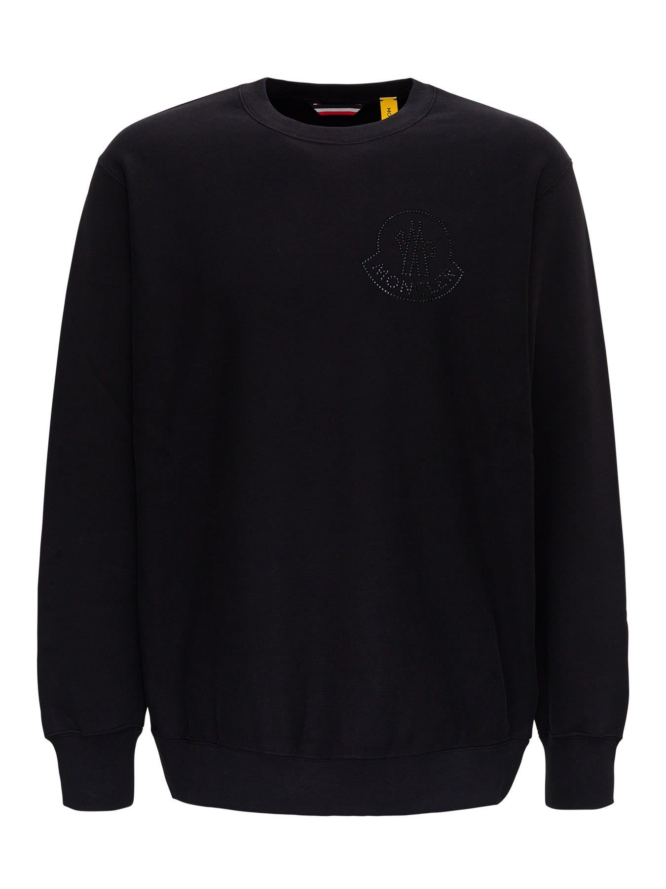 Sweatshirt With Swarovski Logo By 1952