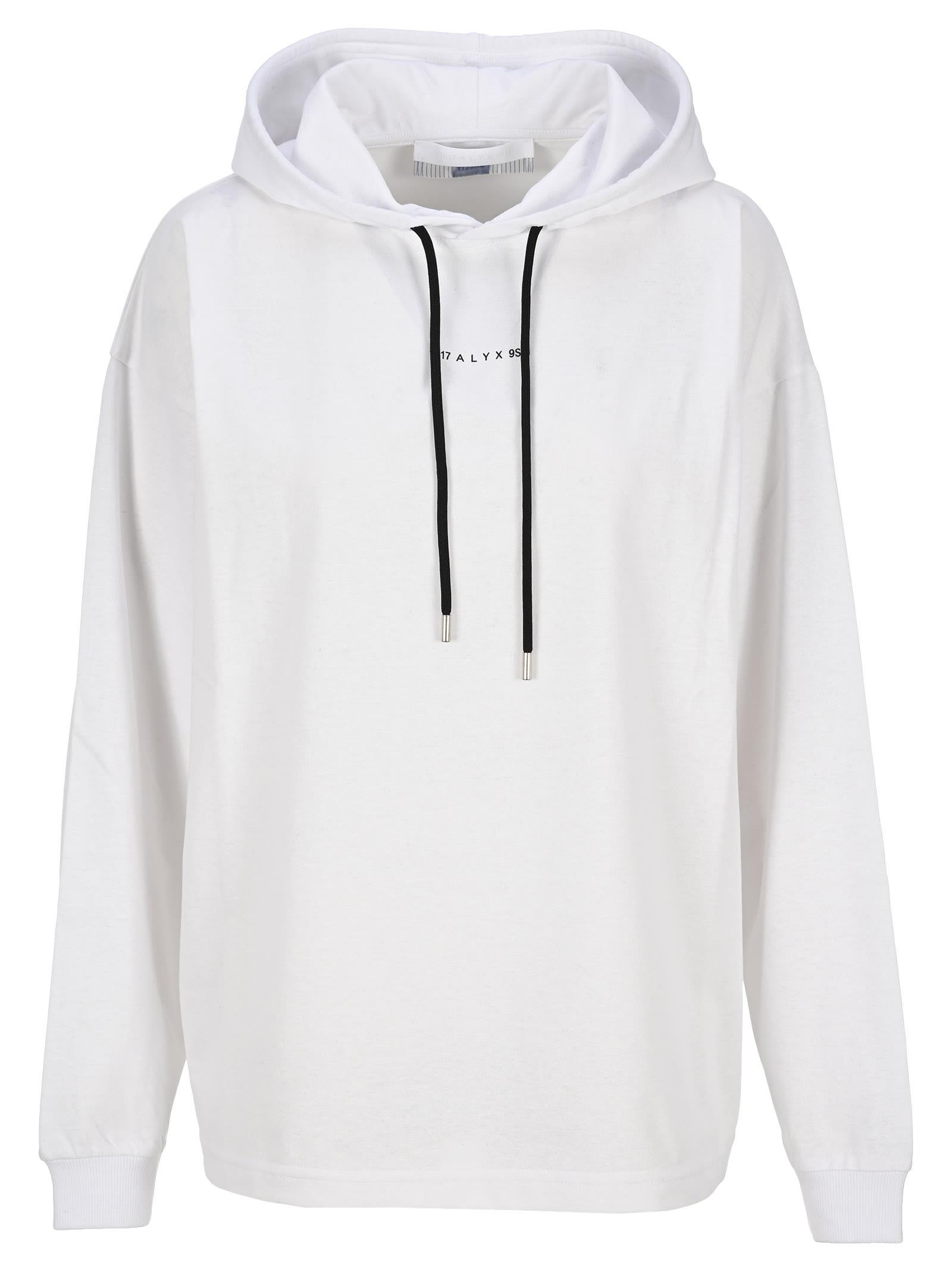 Alyx Hooded T-shirt