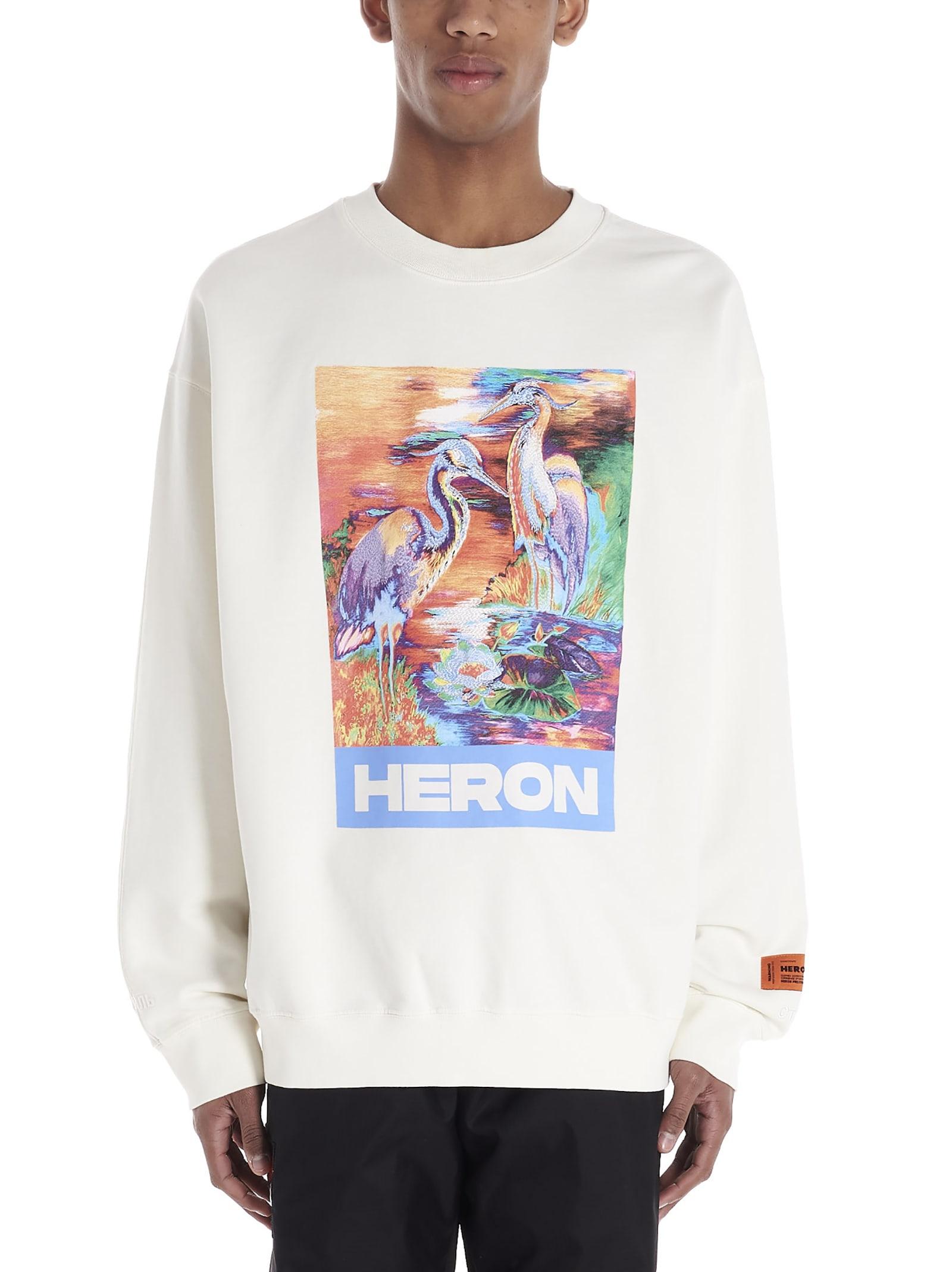 Heron Preston heron Colors Sweatshirt