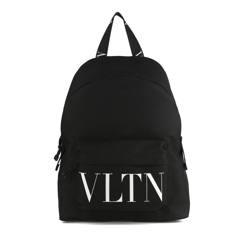 Valentino Garavani Black Vltn Nylon Backpack
