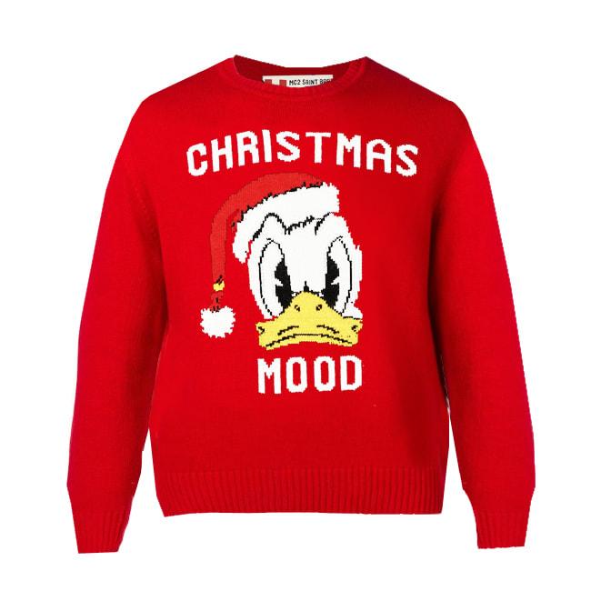 MC2 Saint Barth Donald Duck Boy Sweater - Disney© Special Edition