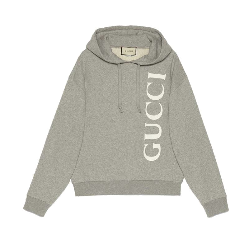 Gucci T-shirts LOGO SWEATSHIRT HOODIES
