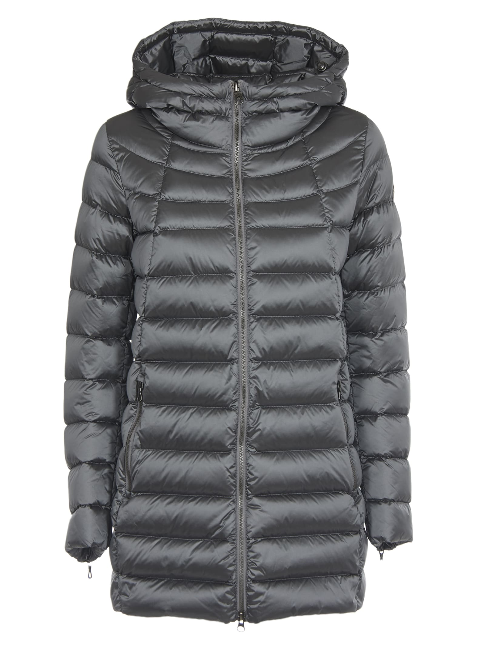 Colmar Grey Jacket With Hood