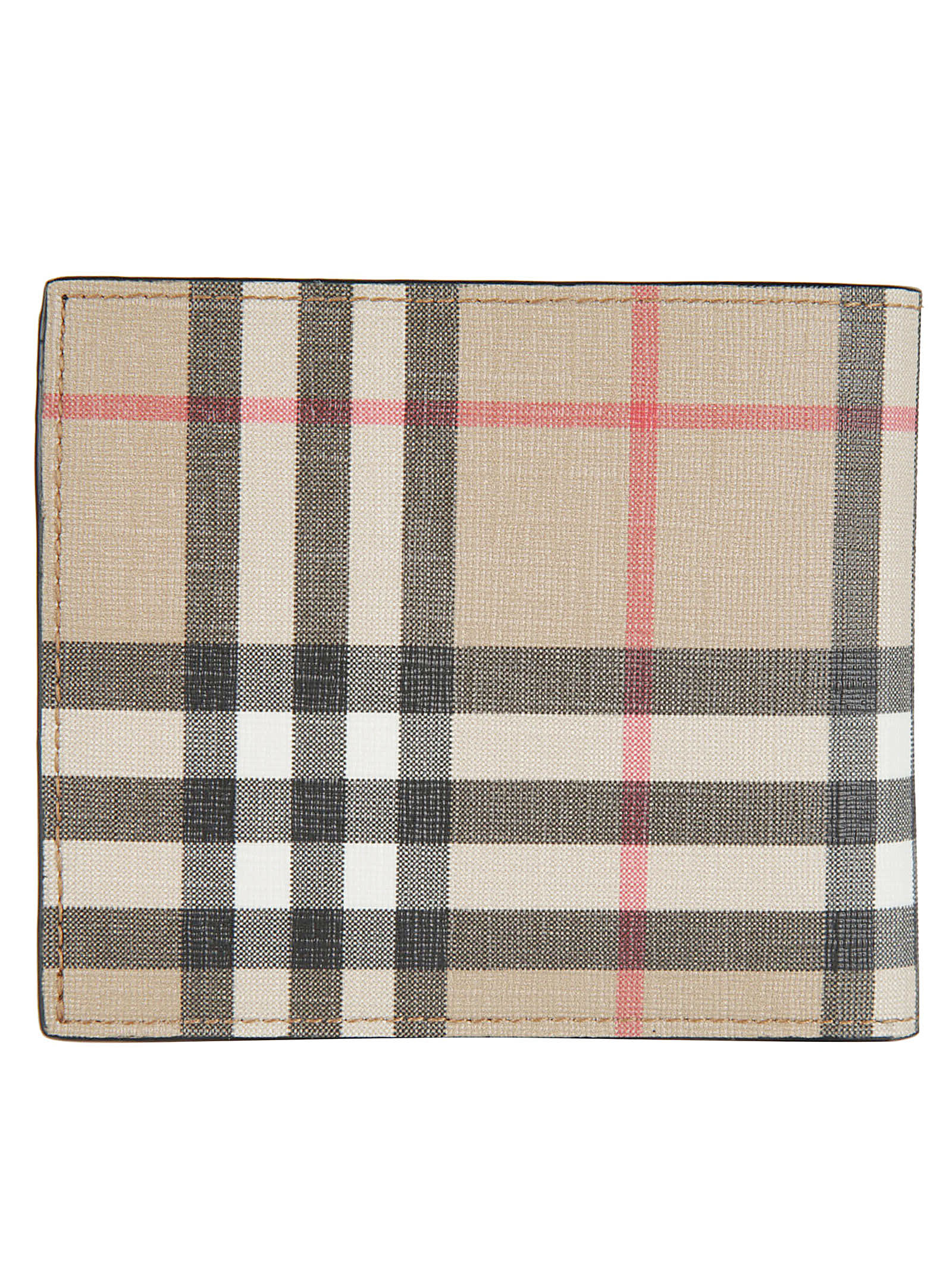 Buy Newest Burberry Vintage Check Bifold Wallet