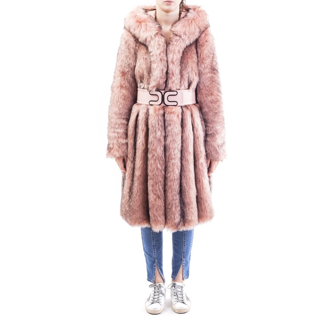 Photo of  Elisabetta Franchi Coat- shop Elisabetta Franchi Celyn B. jackets online sales