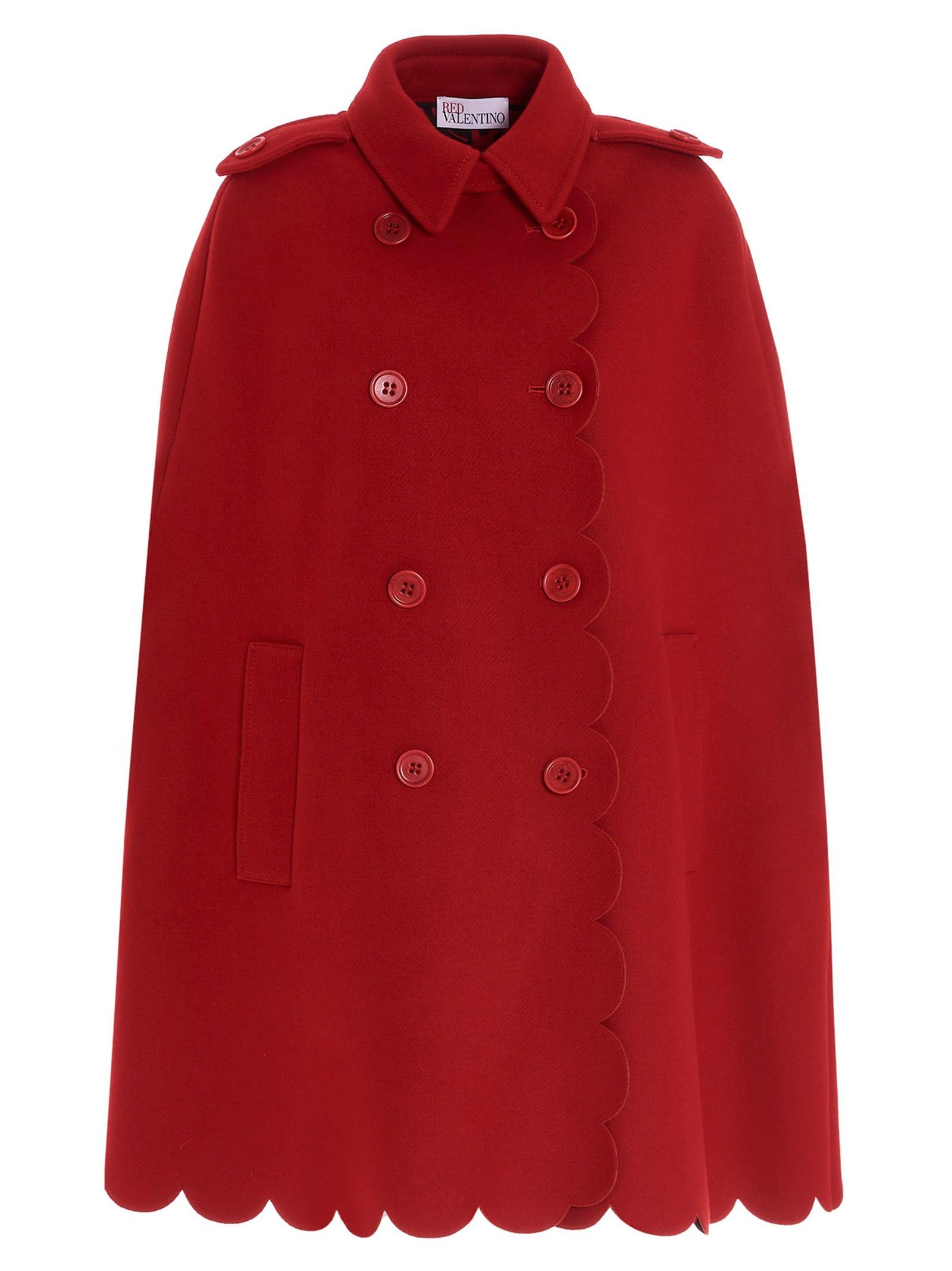 Red Valentino Cape