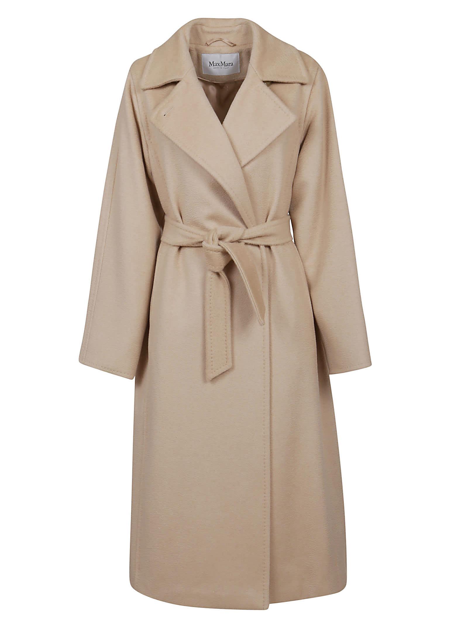 Max Mara Beige Camel Coat