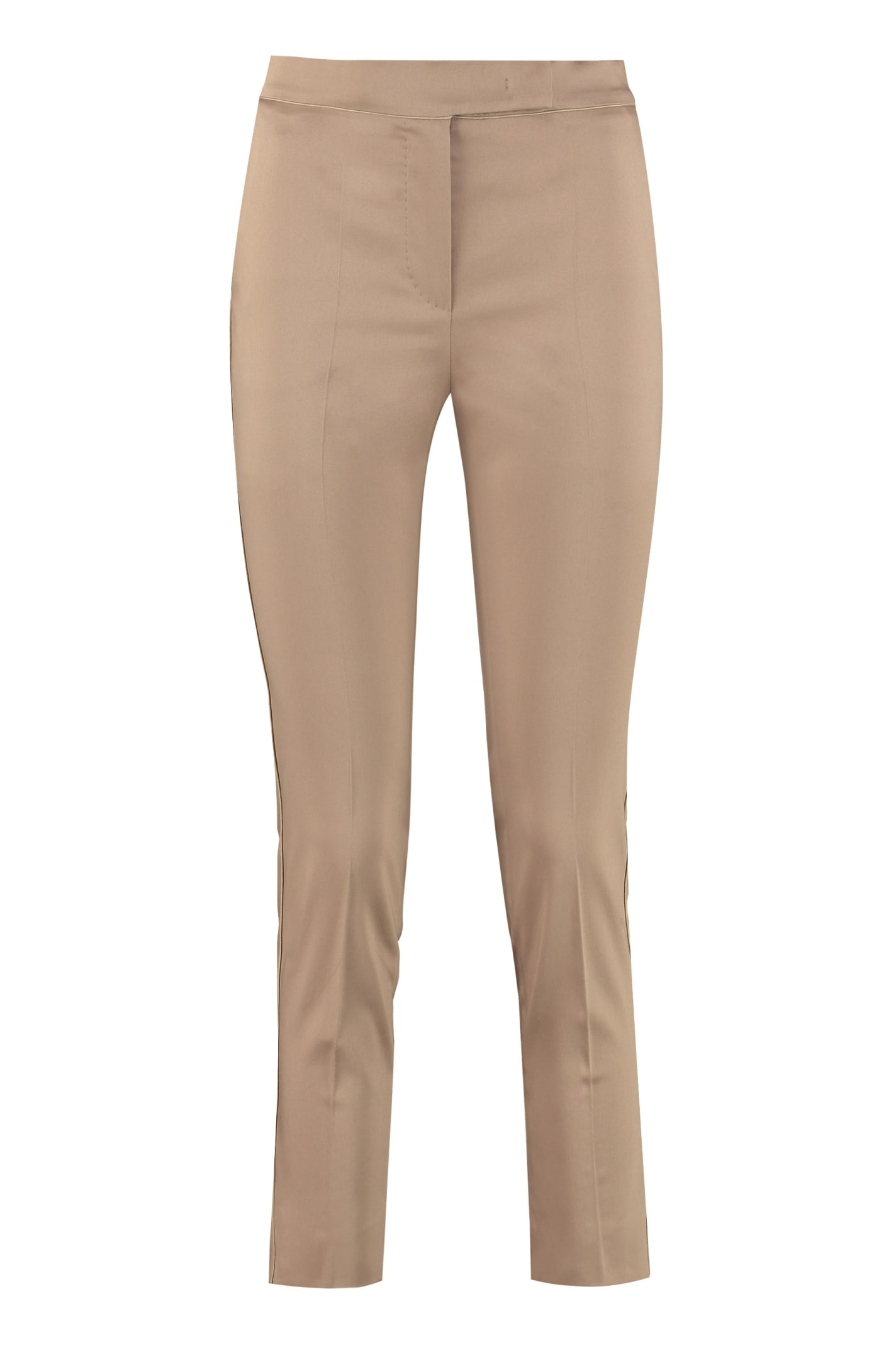 Max Mara Luana Stretch Cotton Trousers