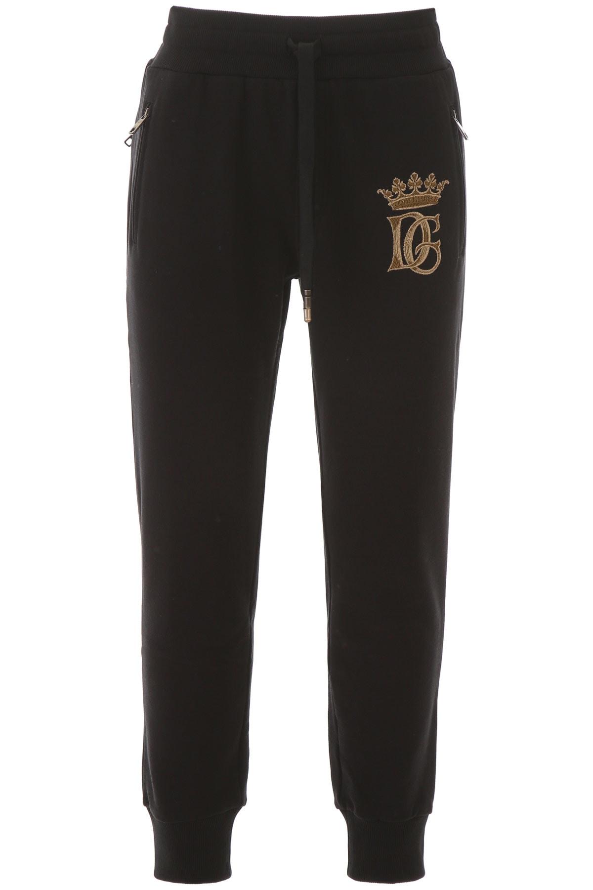 Dolce & Gabbana Sweatpants With Logo