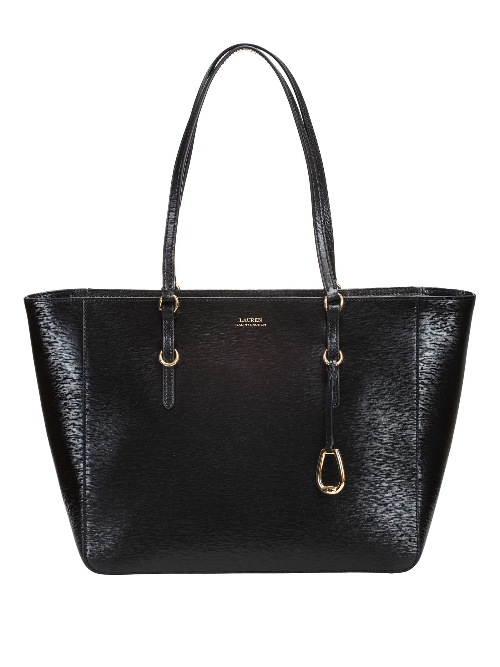 quality design 796f7 d4dcb Ralph Lauren Ralph Lauren Tote Oxford bag - Nero - 10927799 ...