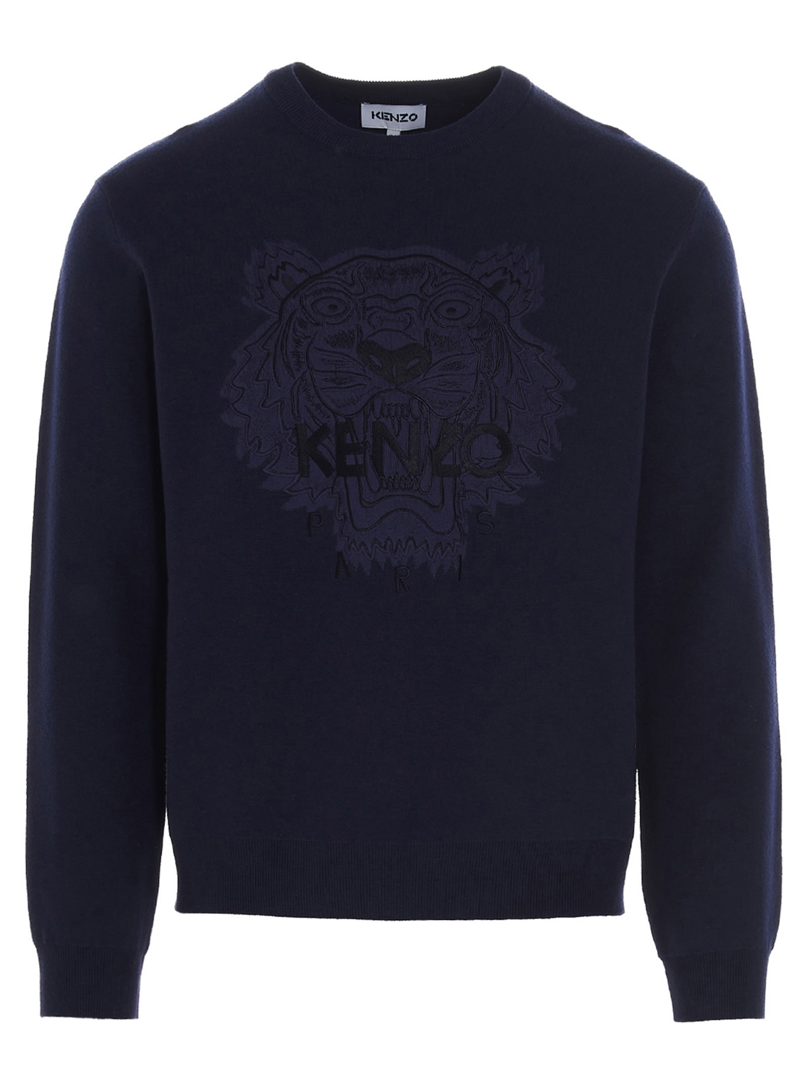 Kenzo Cottons ICON TIGER SWEATER