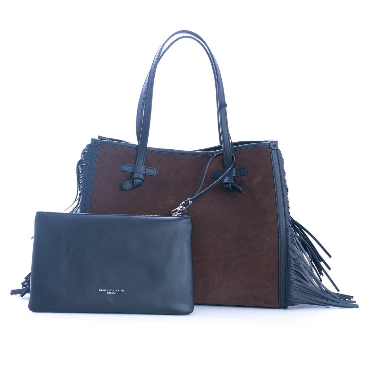 Gianni Chiarini Gianni Chiarini marcella Bag In Leather
