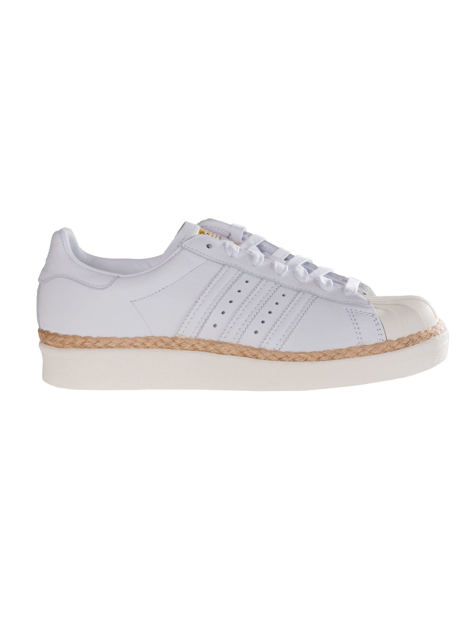 quality design a12e2 2354a Best price on the market at italist | Adidas Adidas Superstar 80s New Bold  Sneakers