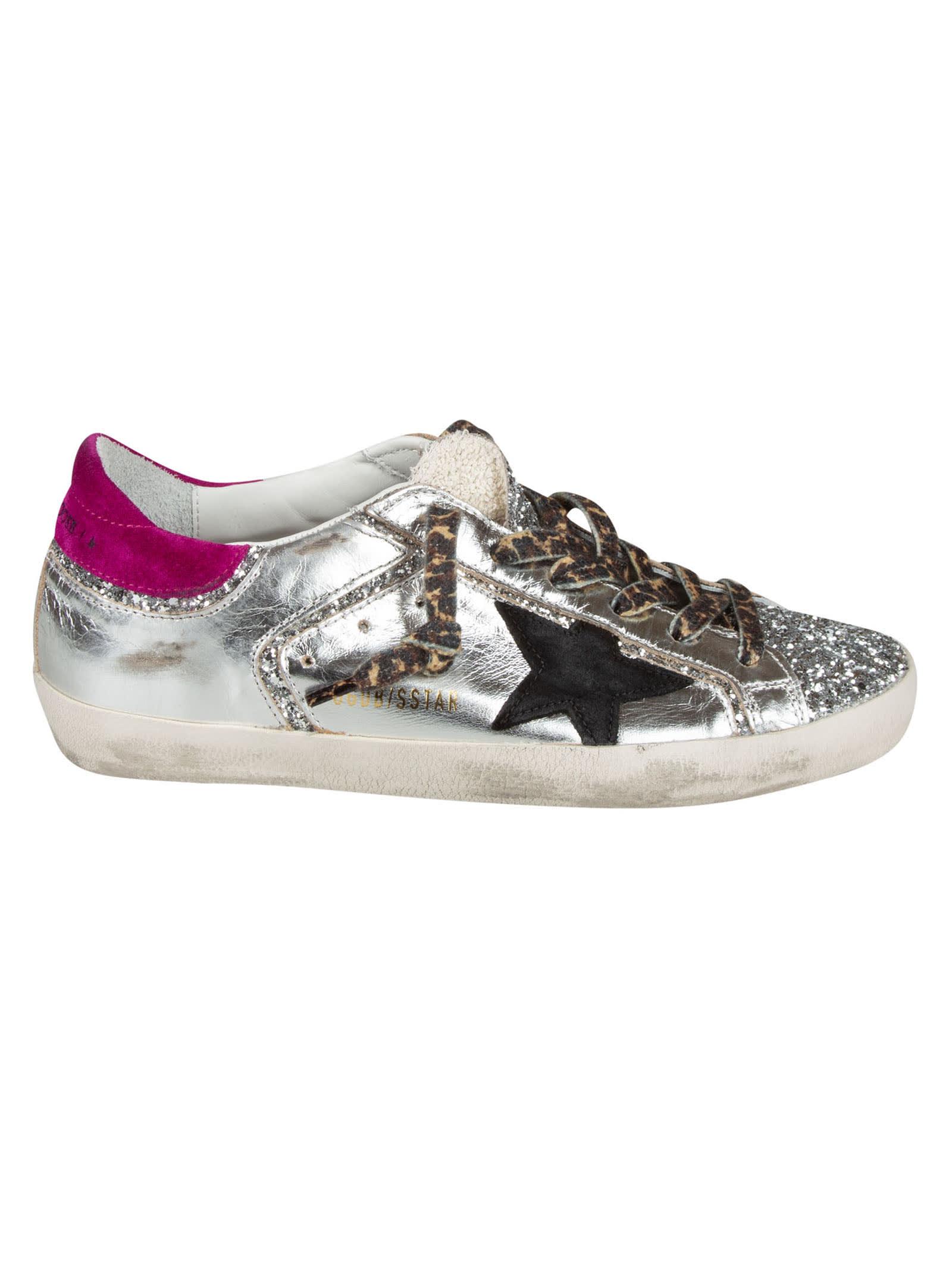 Golden Goose Super-star Double-quarter Sneakers