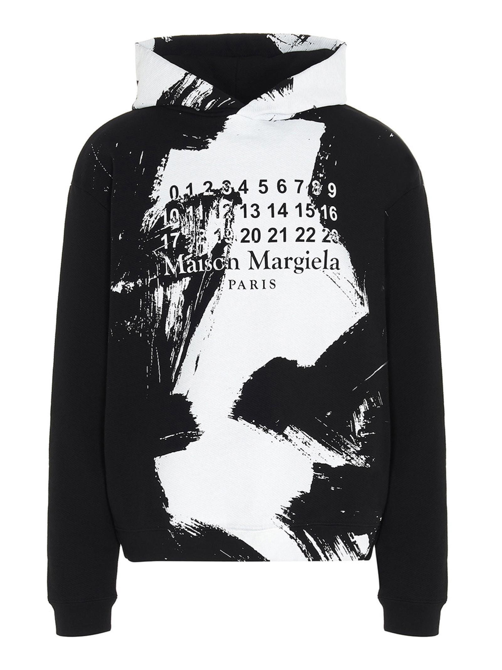 Maison Margiela Sweaters In Black