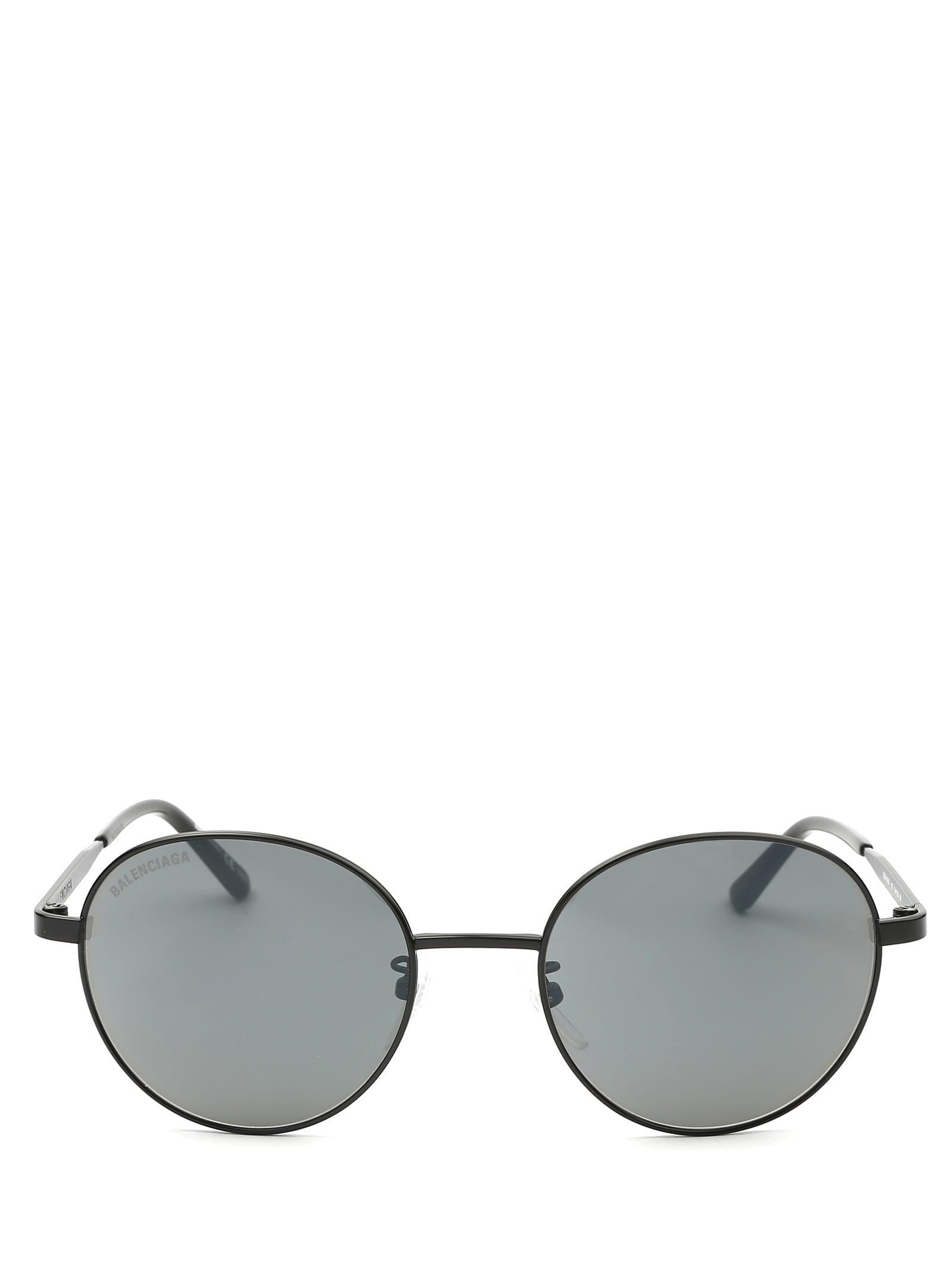 Balenciaga Balenciaga Bb0009sk Black Sunglasses