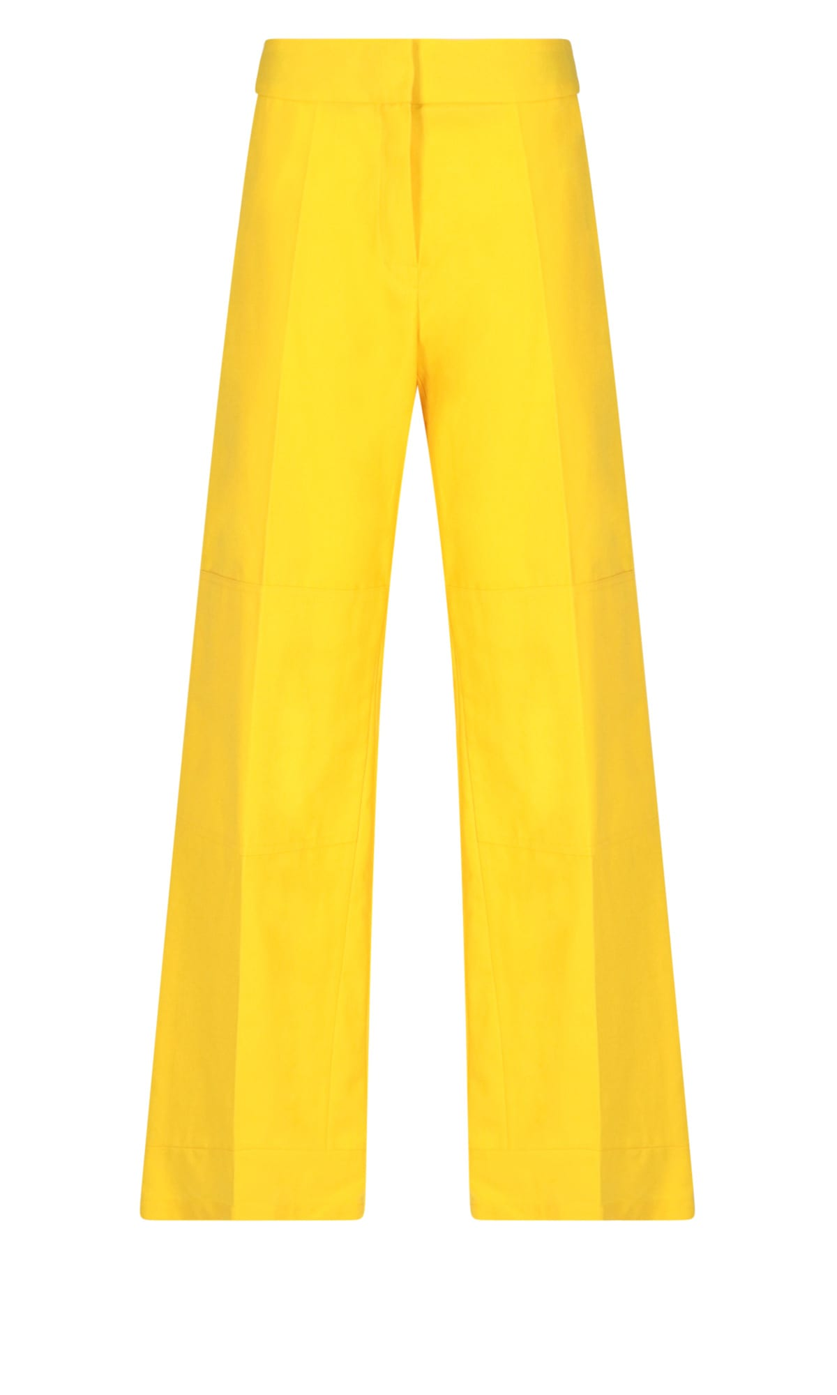 Raf Simons Jeans In Yellow