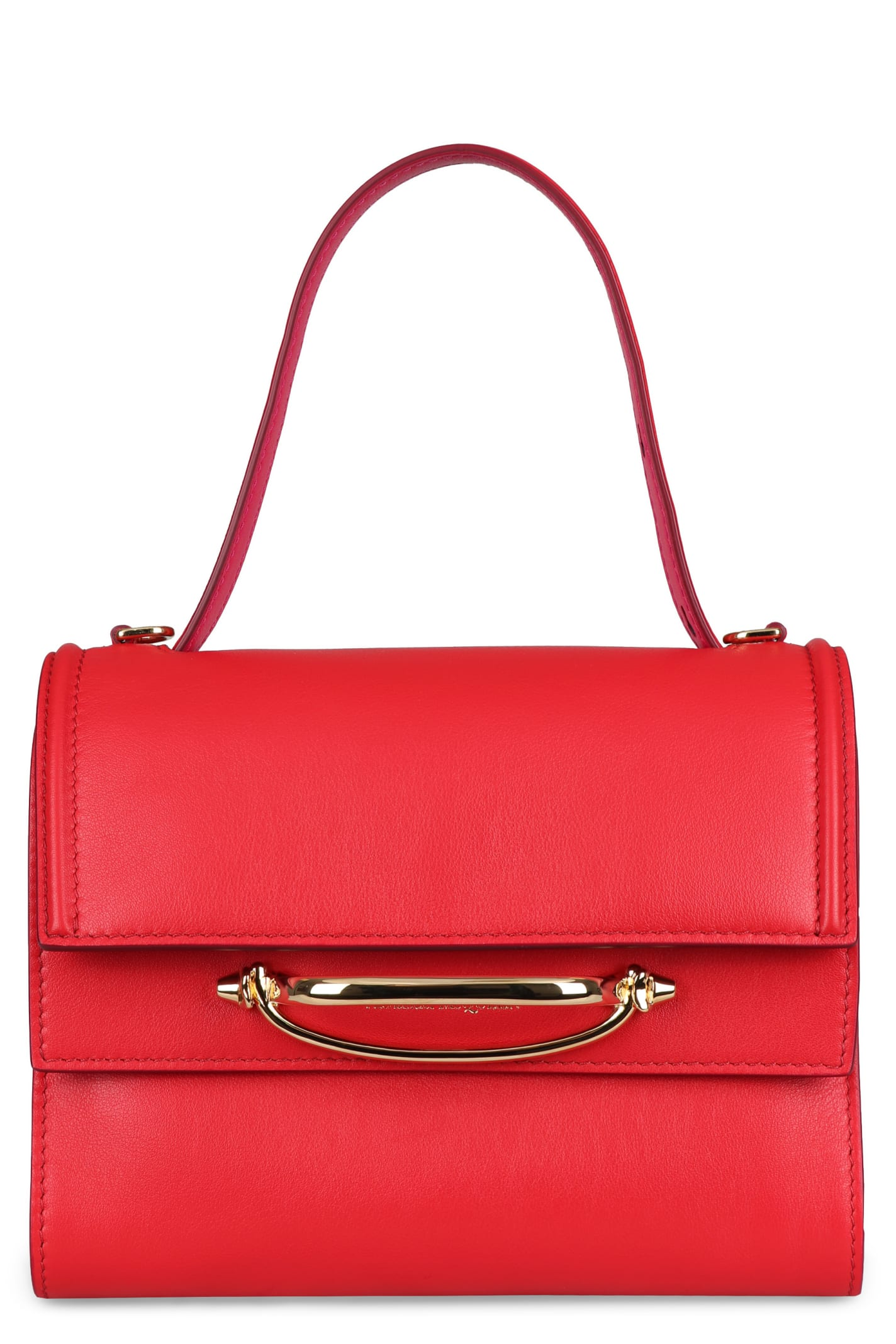 Alexander McQueen The Story Leather Bag