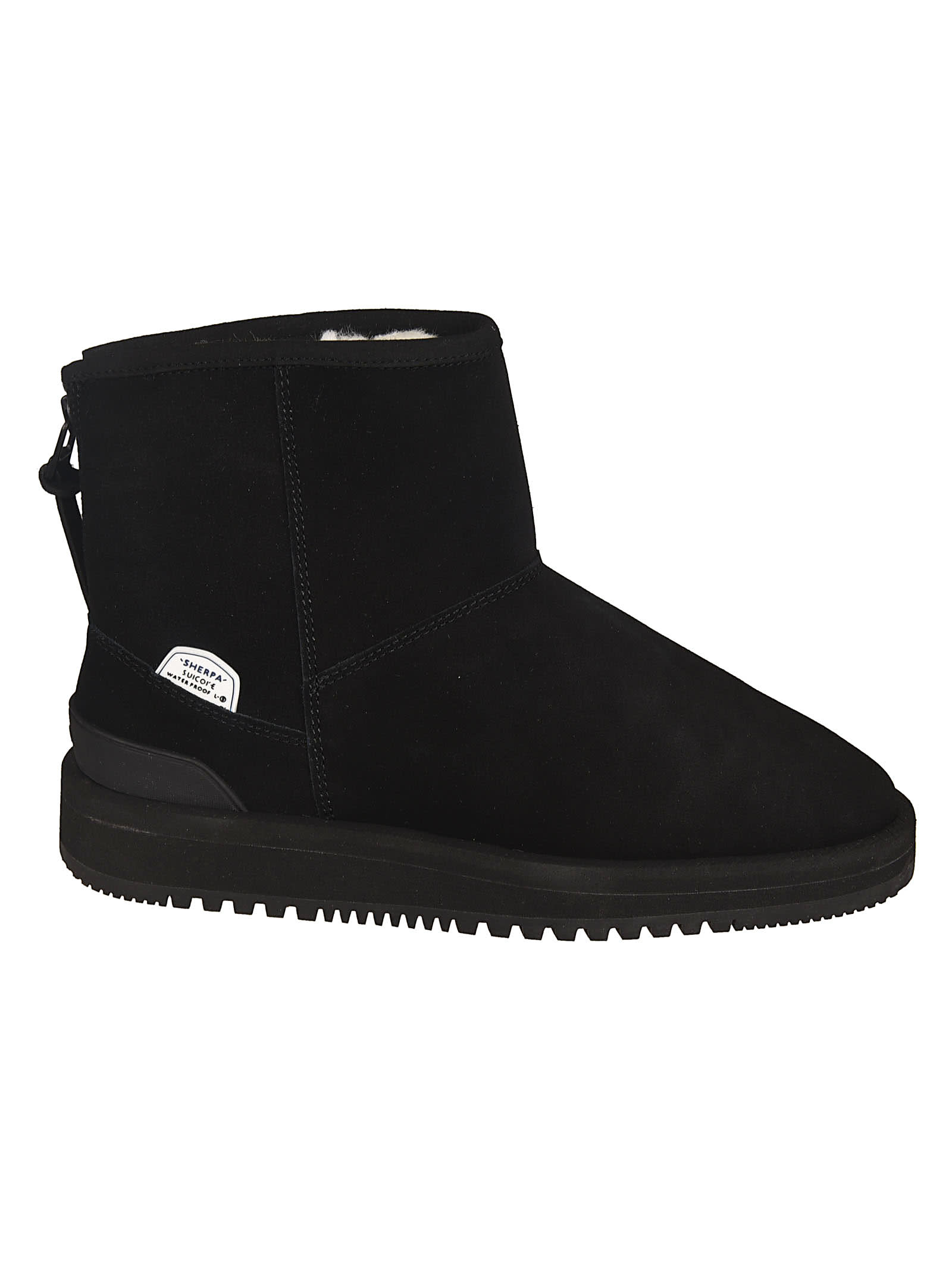 SUICOKE Cleft Toe Ankle Boots