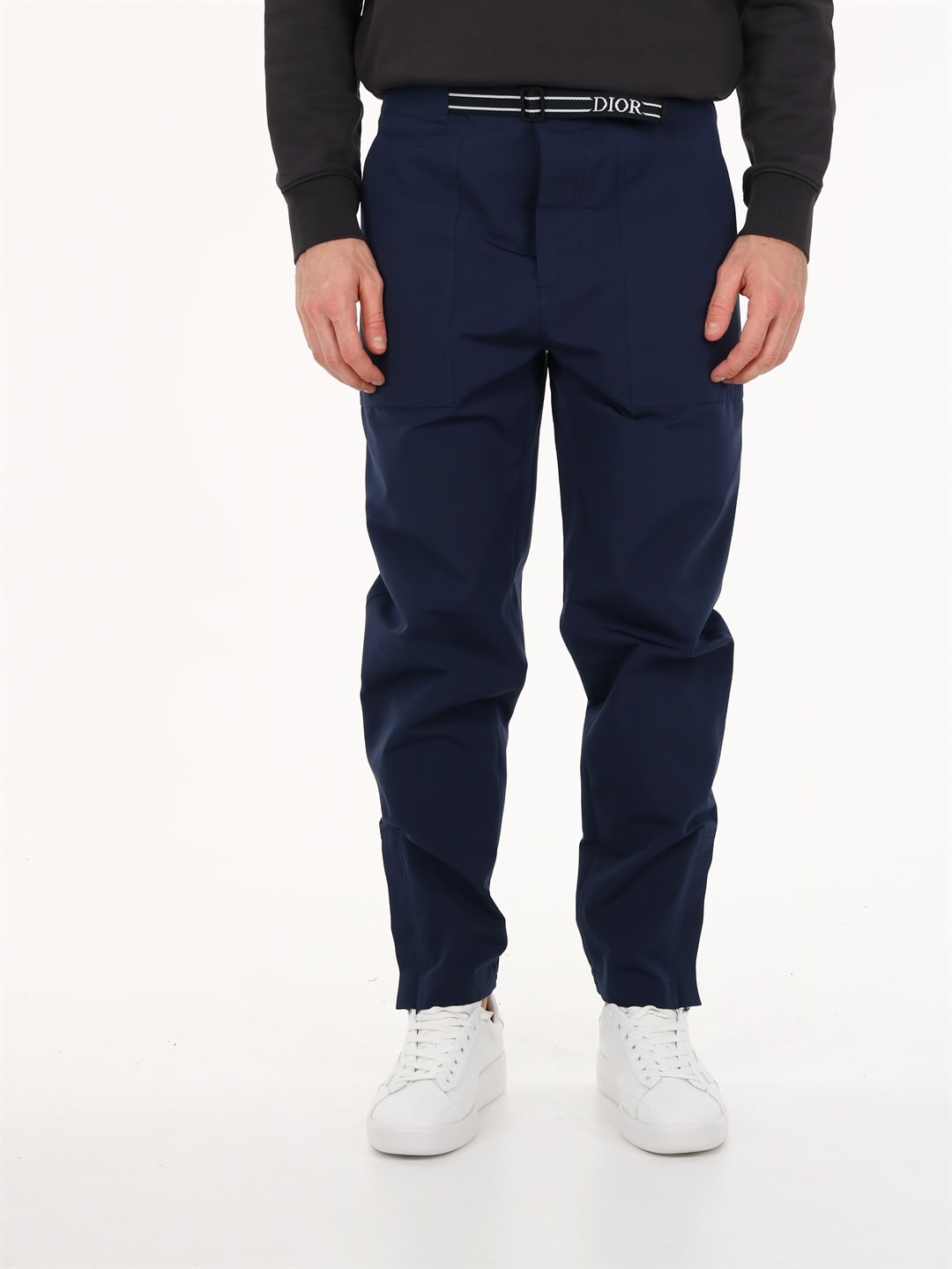 Technical Trousers Blue