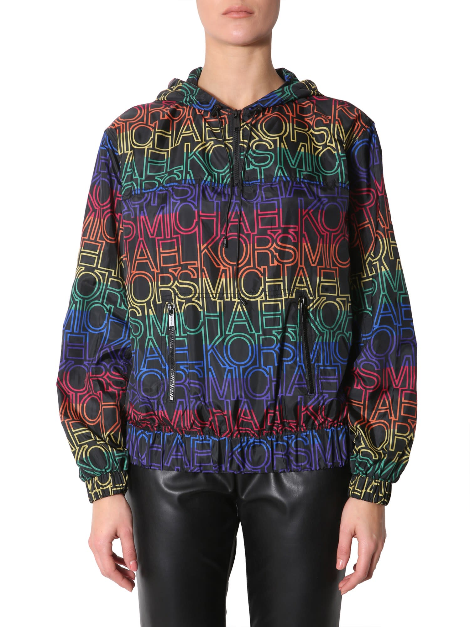 MICHAEL Michael Kors Rainbow Jacket
