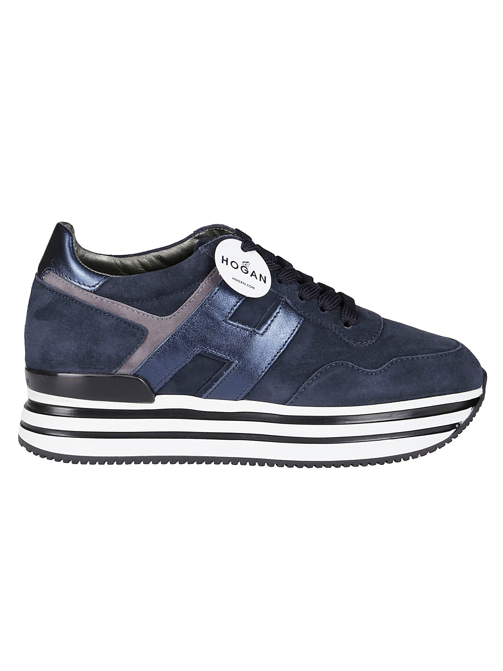 Hogan Laced Shoes   italist, ALWAYS