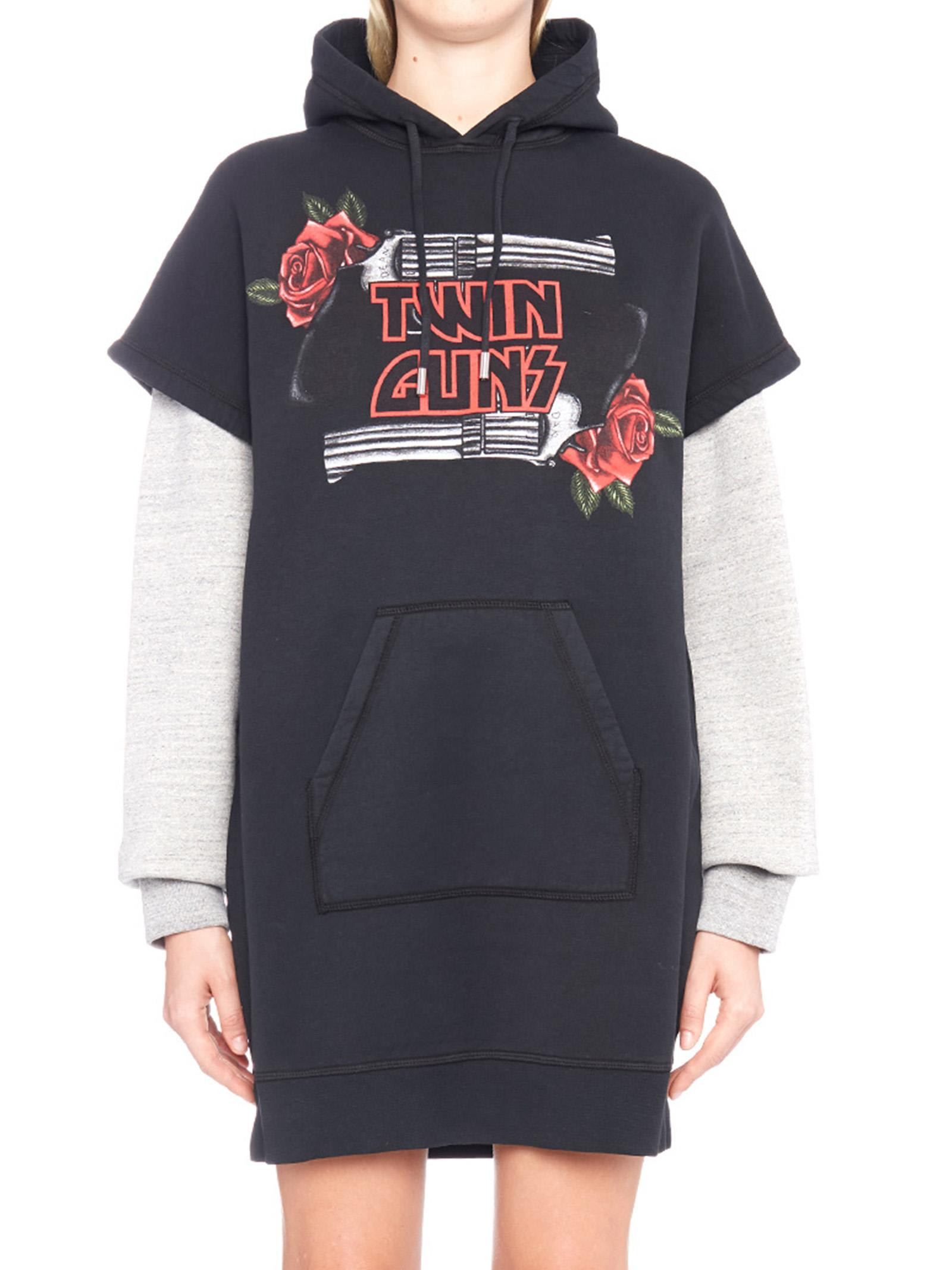 Dsquared2 rock Twin Guns Dress