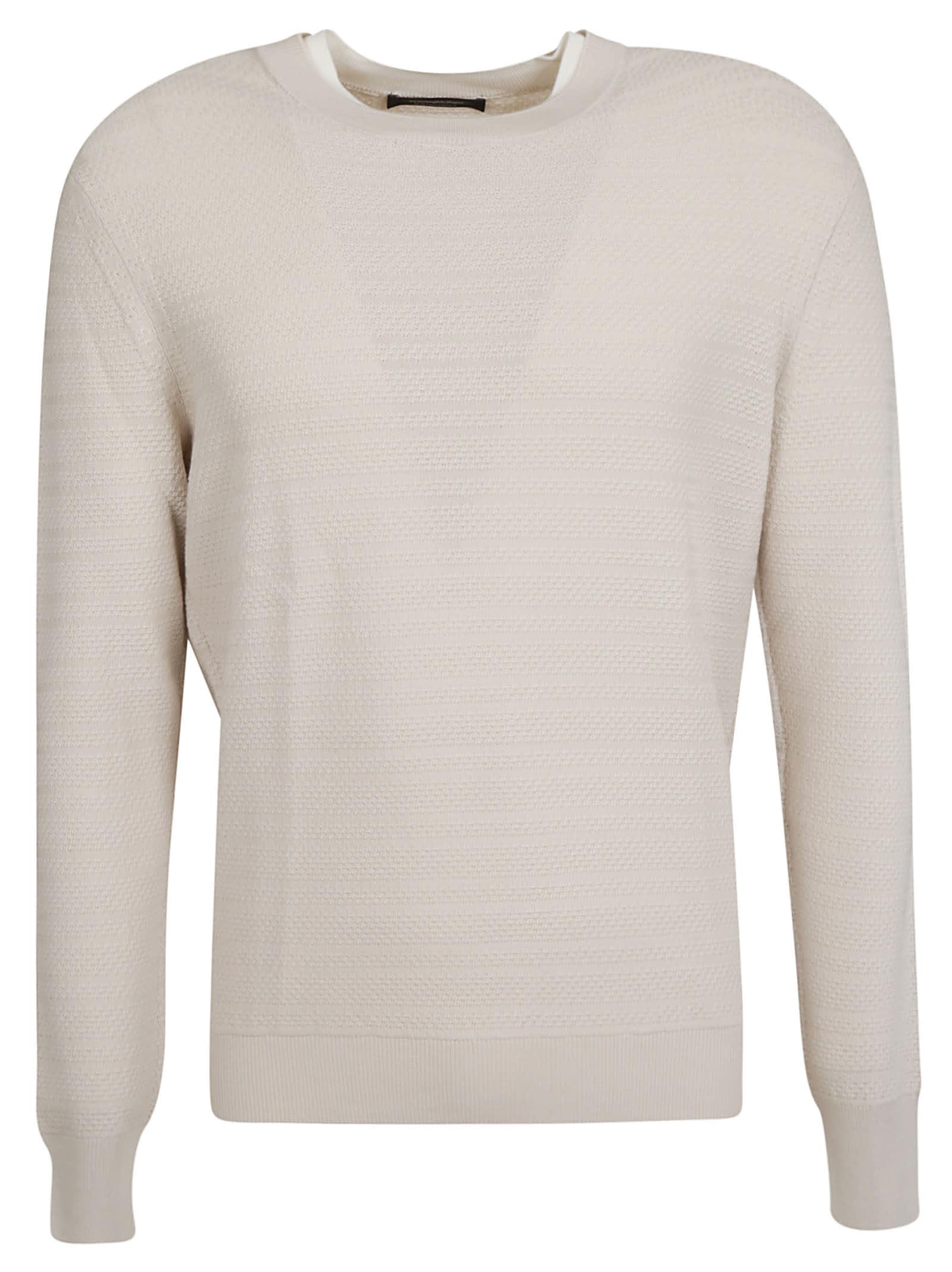 Ermenegildo Zegna Round Neck Sweater