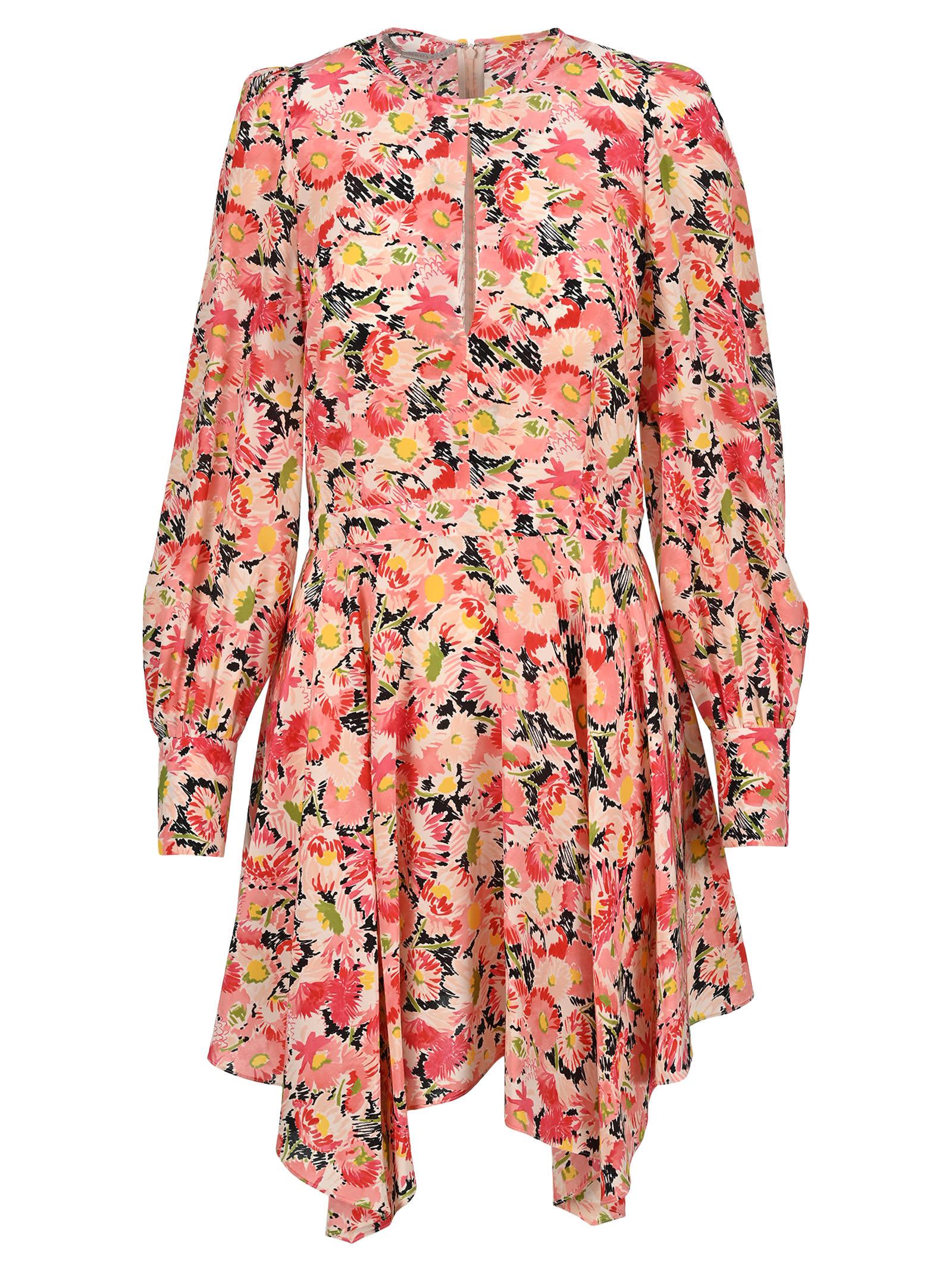 Stella Mccartney Felicity Floral Dress