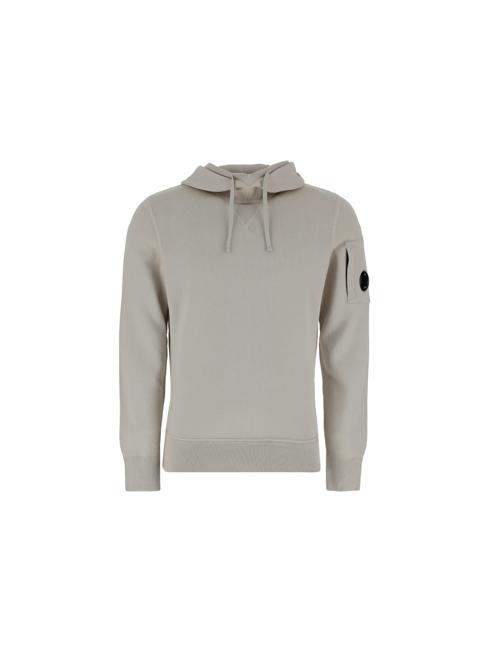 C.p. Company Cp Company Sweatshirt In Sandshell