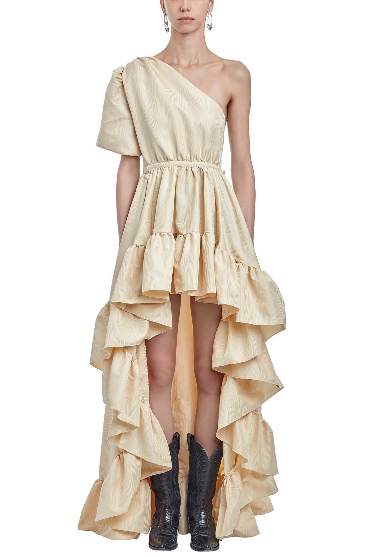 Tea Summer Ivory Dress