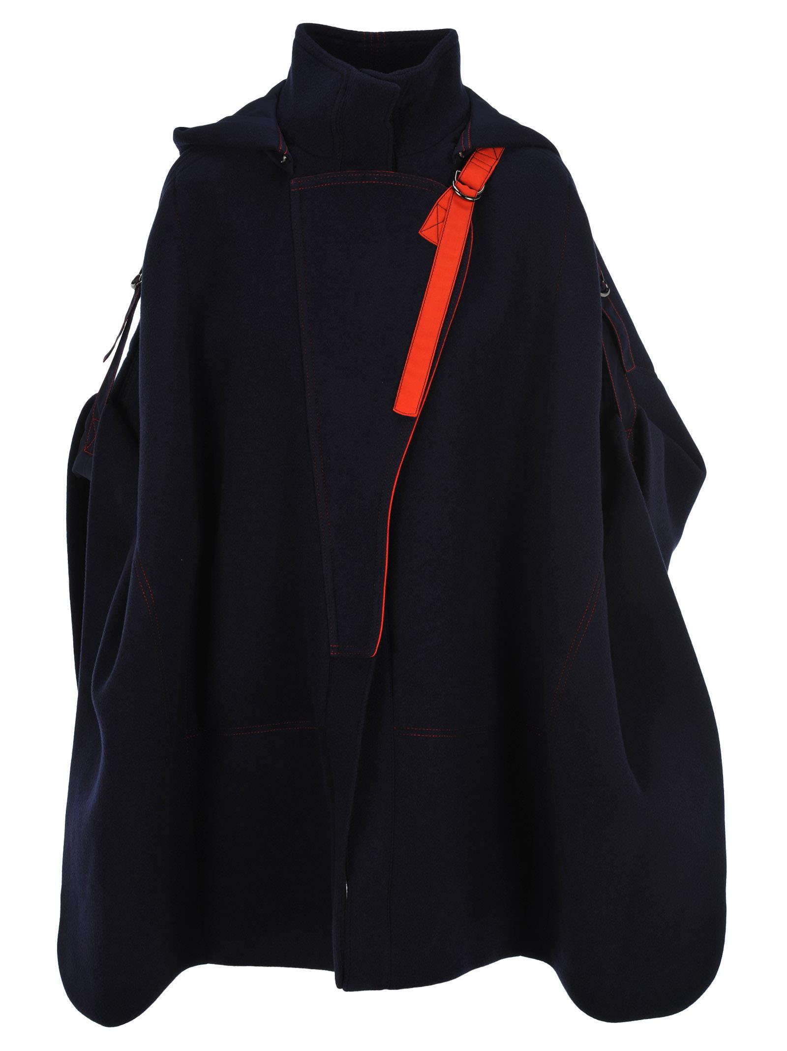 Chloe Cape Style Coat