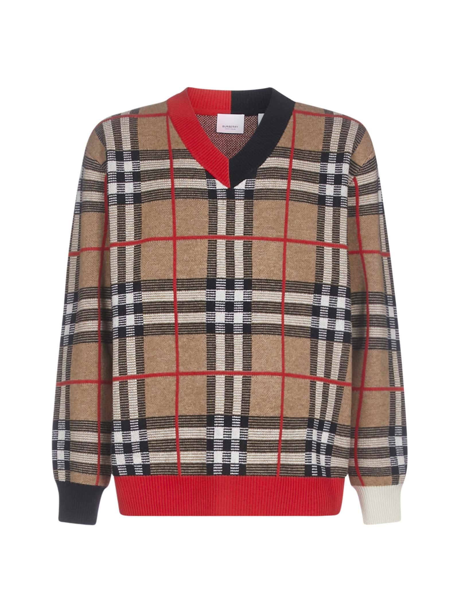 Burberry Duggan Sweater