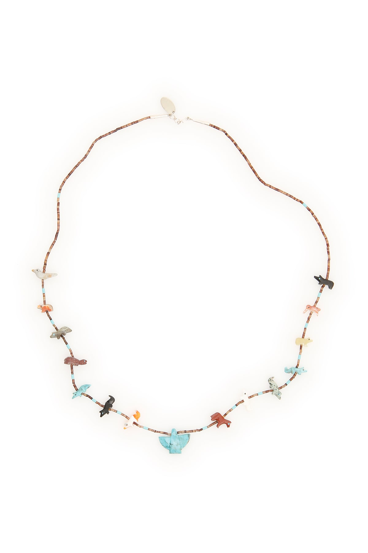 Necklace With Animals