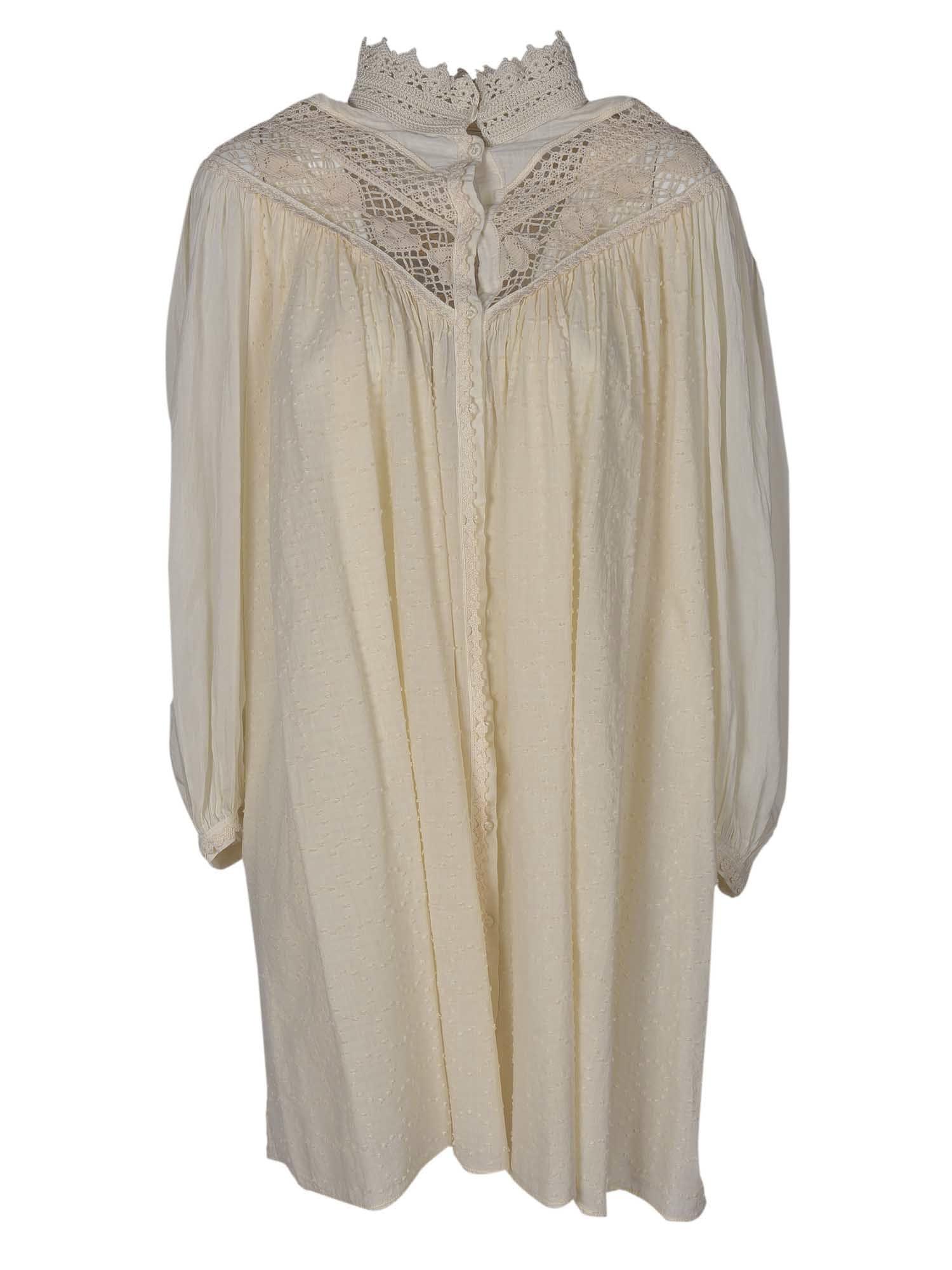 Forte Forte PLUMETIS SHORT DRESS