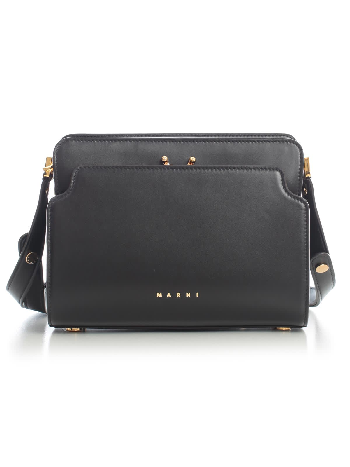 Marni Shoulder Bag Leather