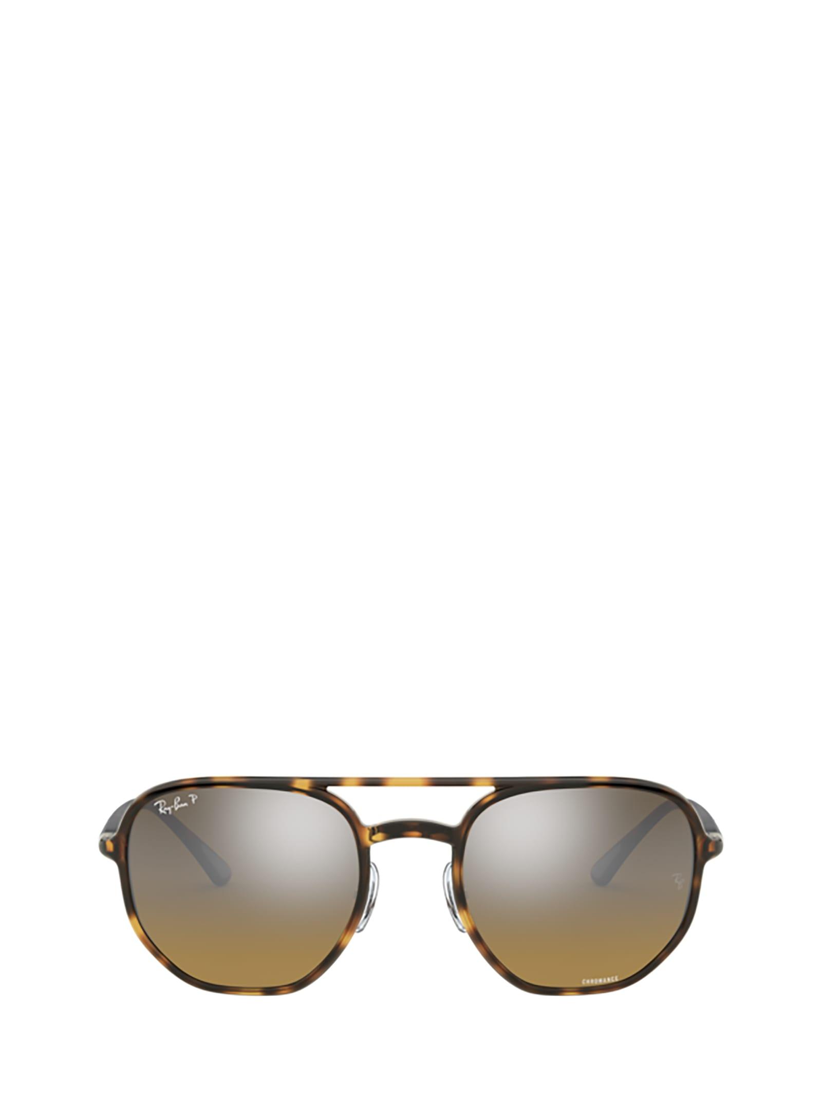 Ray-Ban Ray-ban Rb4321ch Light Havana Sunglasses