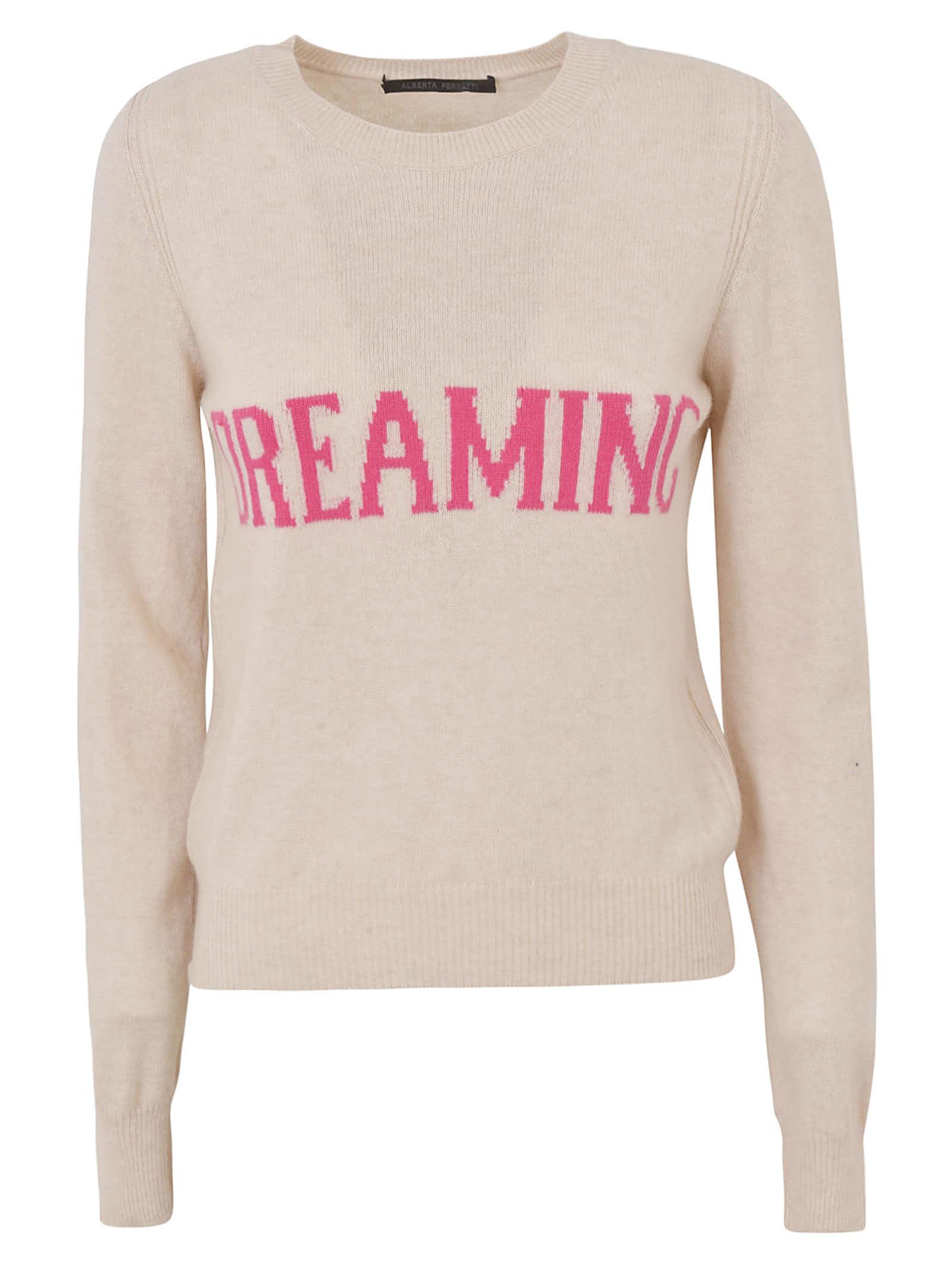 Alberta Ferretti Clothing DREAMING SWEATER