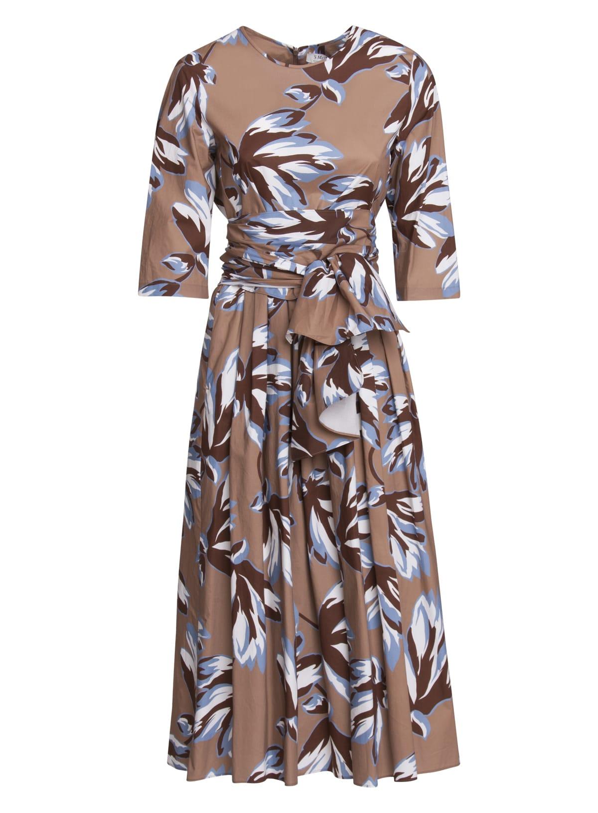 Buy Max Mara Petalo Dress online, shop Max Mara with free shipping