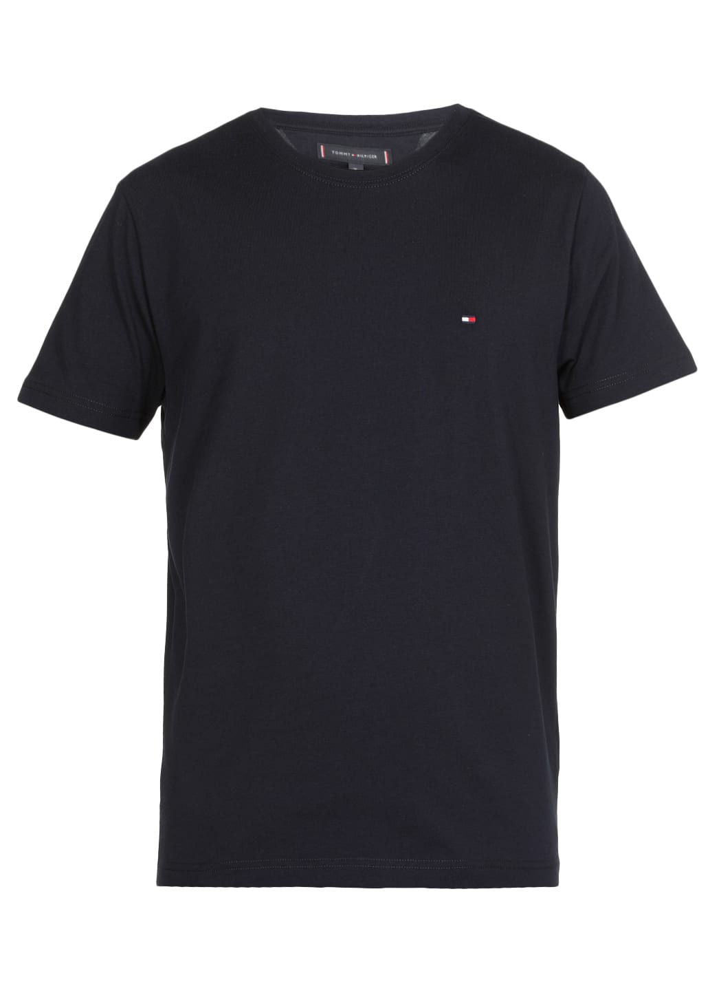 Tommy Hilfiger T-shirt With Logo In Desert Sky