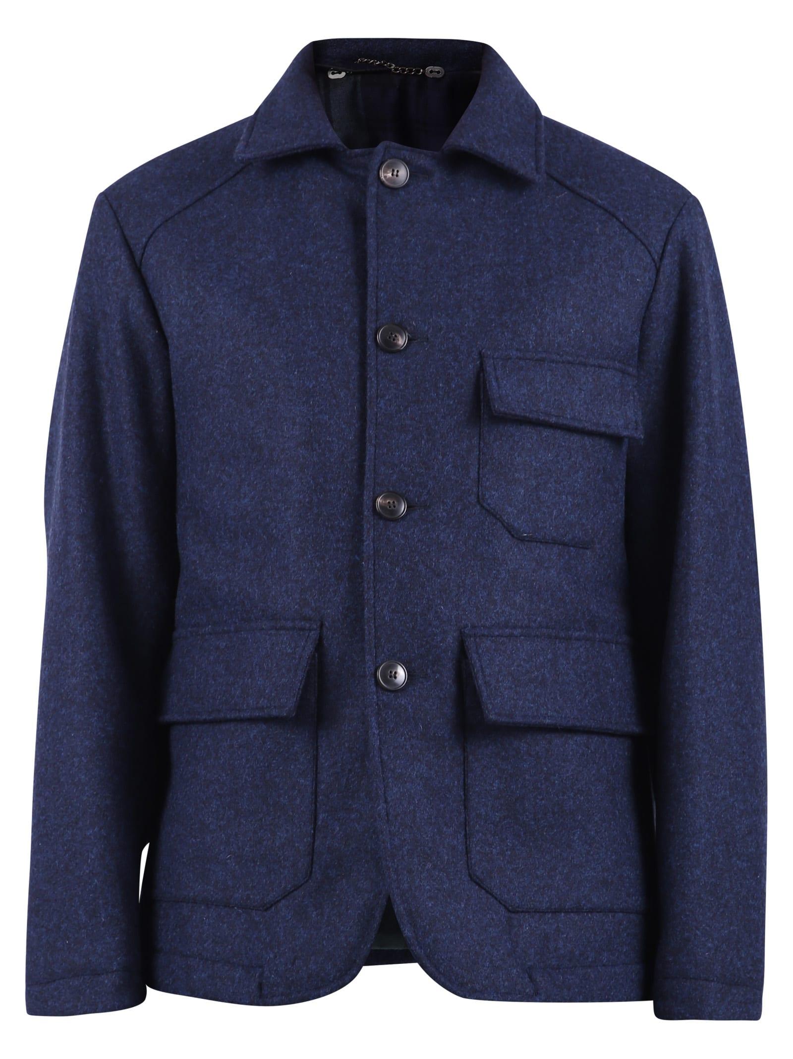 Multipockets Jacket
