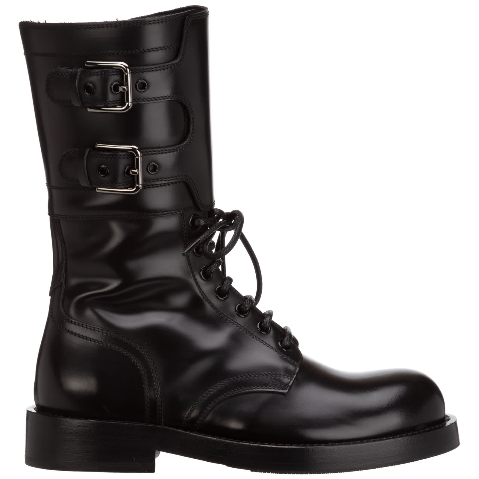 Buy Dolce & Gabbana Dolce & gabbana Ikonik Ankle Boots online, shop Dolce & Gabbana shoes with free shipping