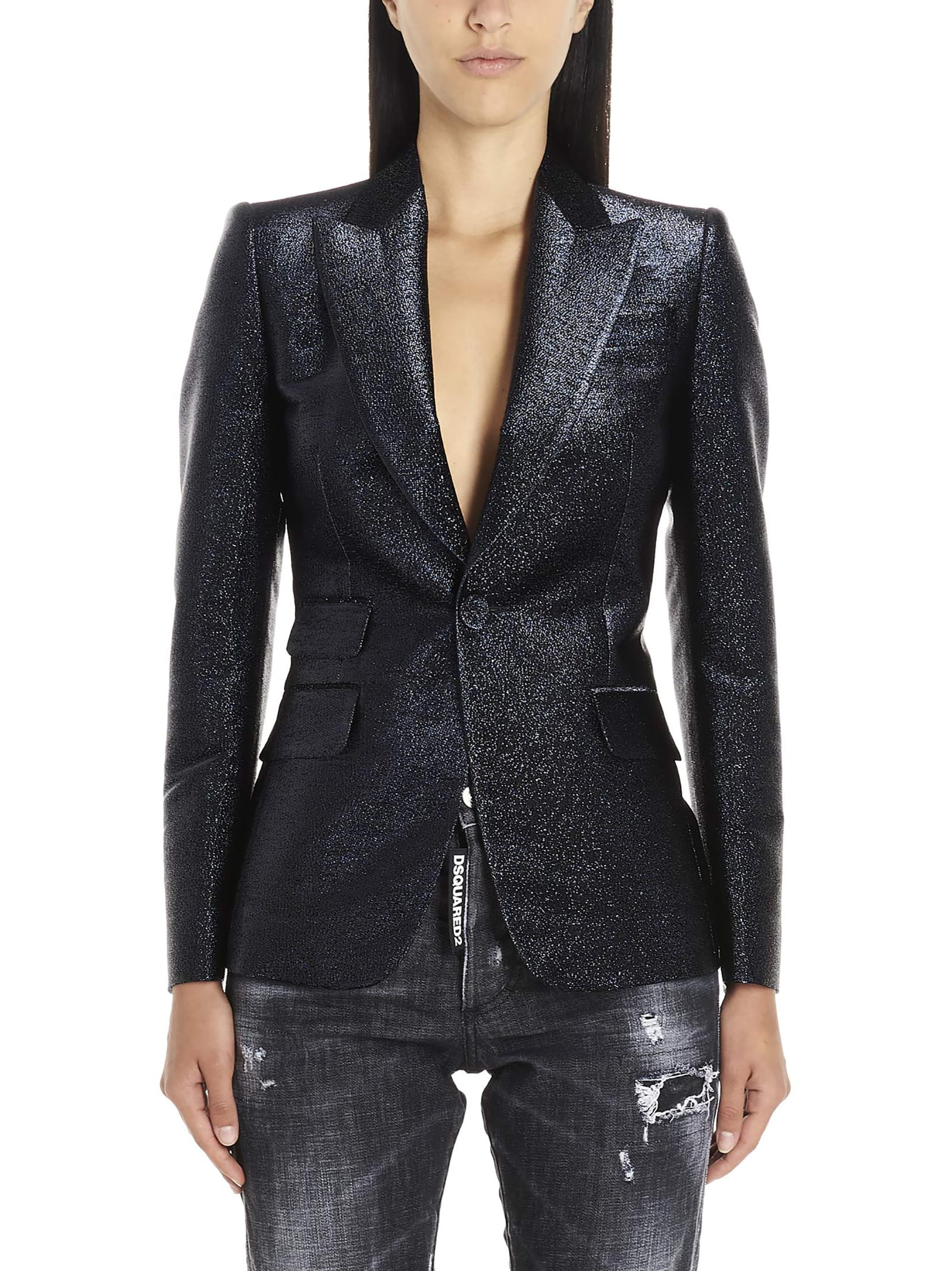 Photo of  Dsquared2 smocking Jacket- shop Dsquared2 jackets online sales